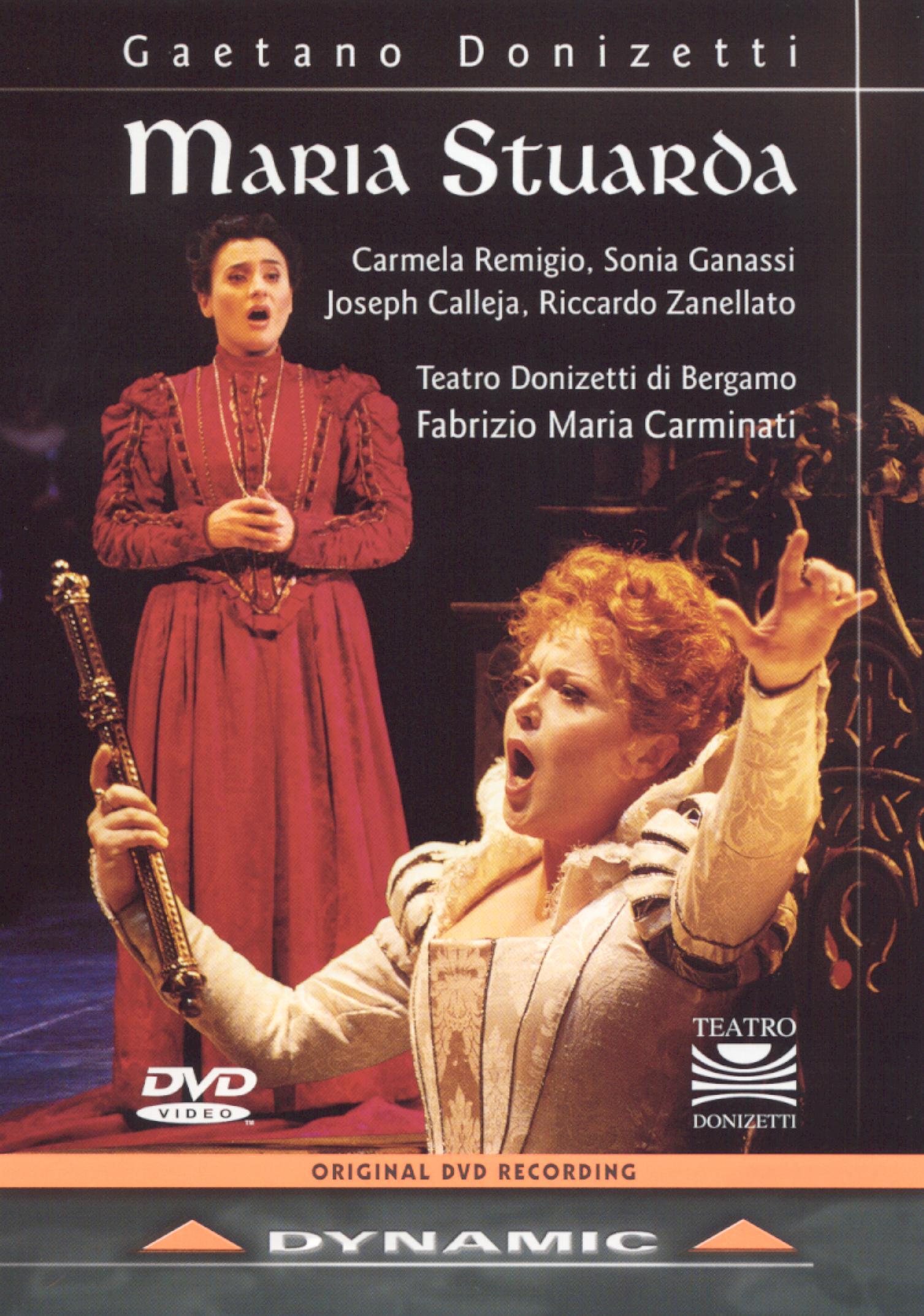 Maria Stuarda (Teatro Donizetti)