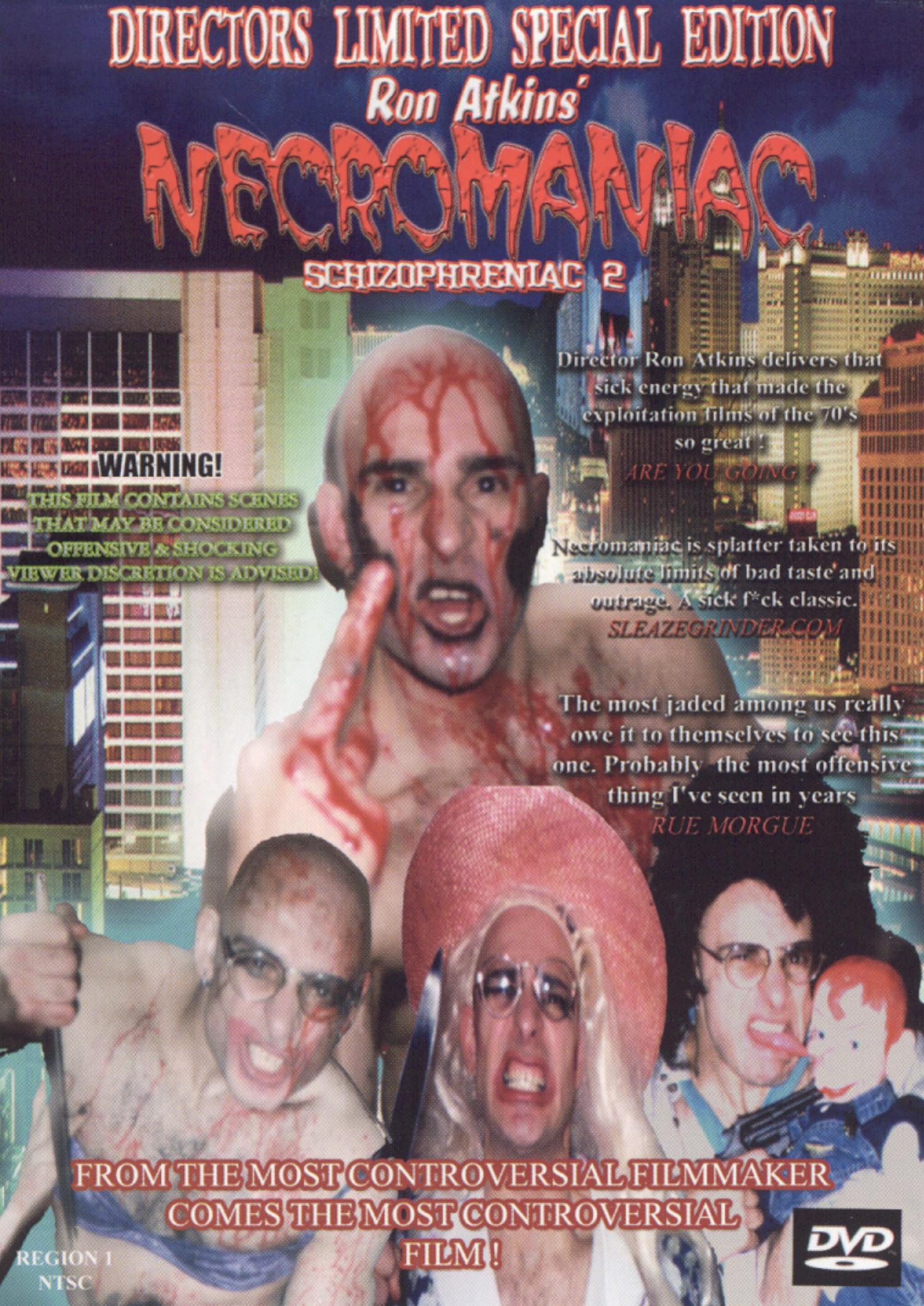 Necromanic: Schizophreniac 2