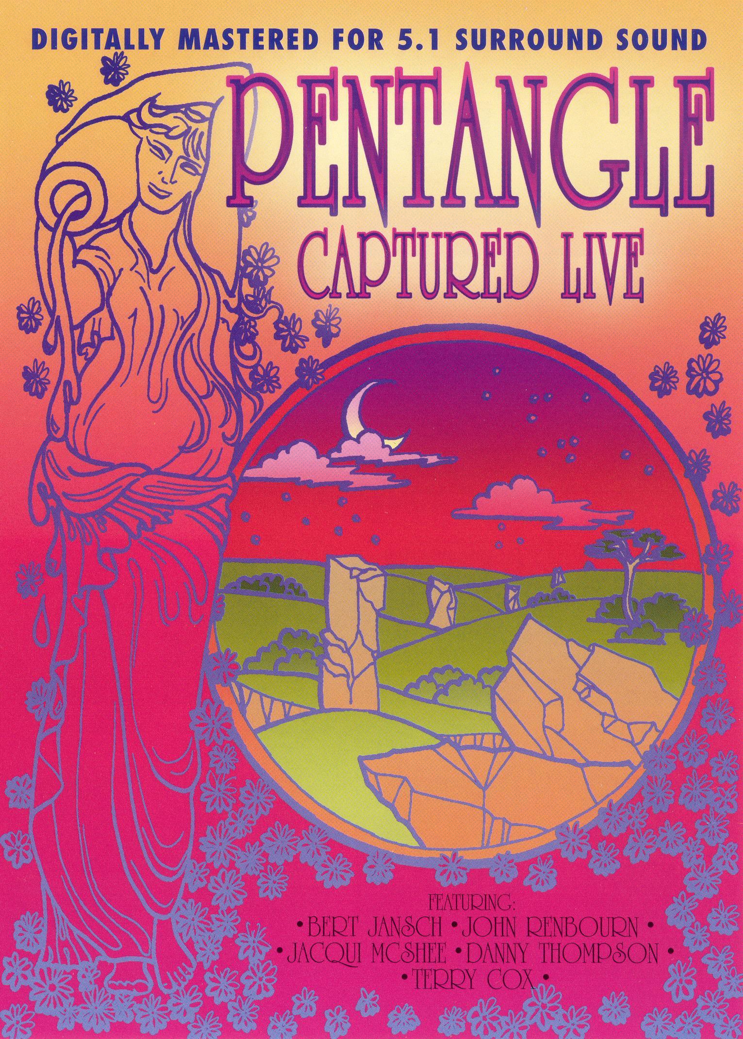 Pentangle: Captured Live