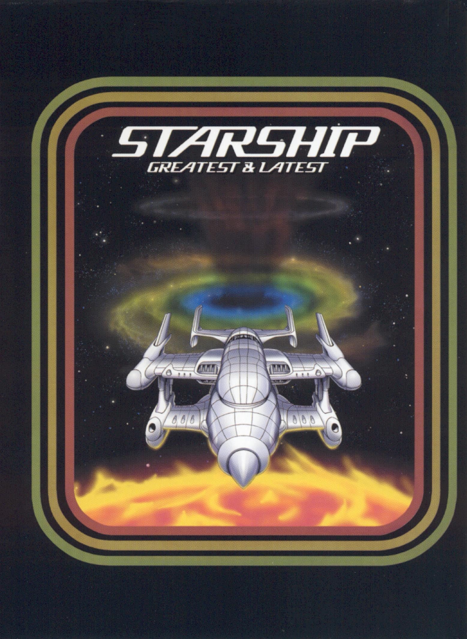 Starship: Greatest & Latest