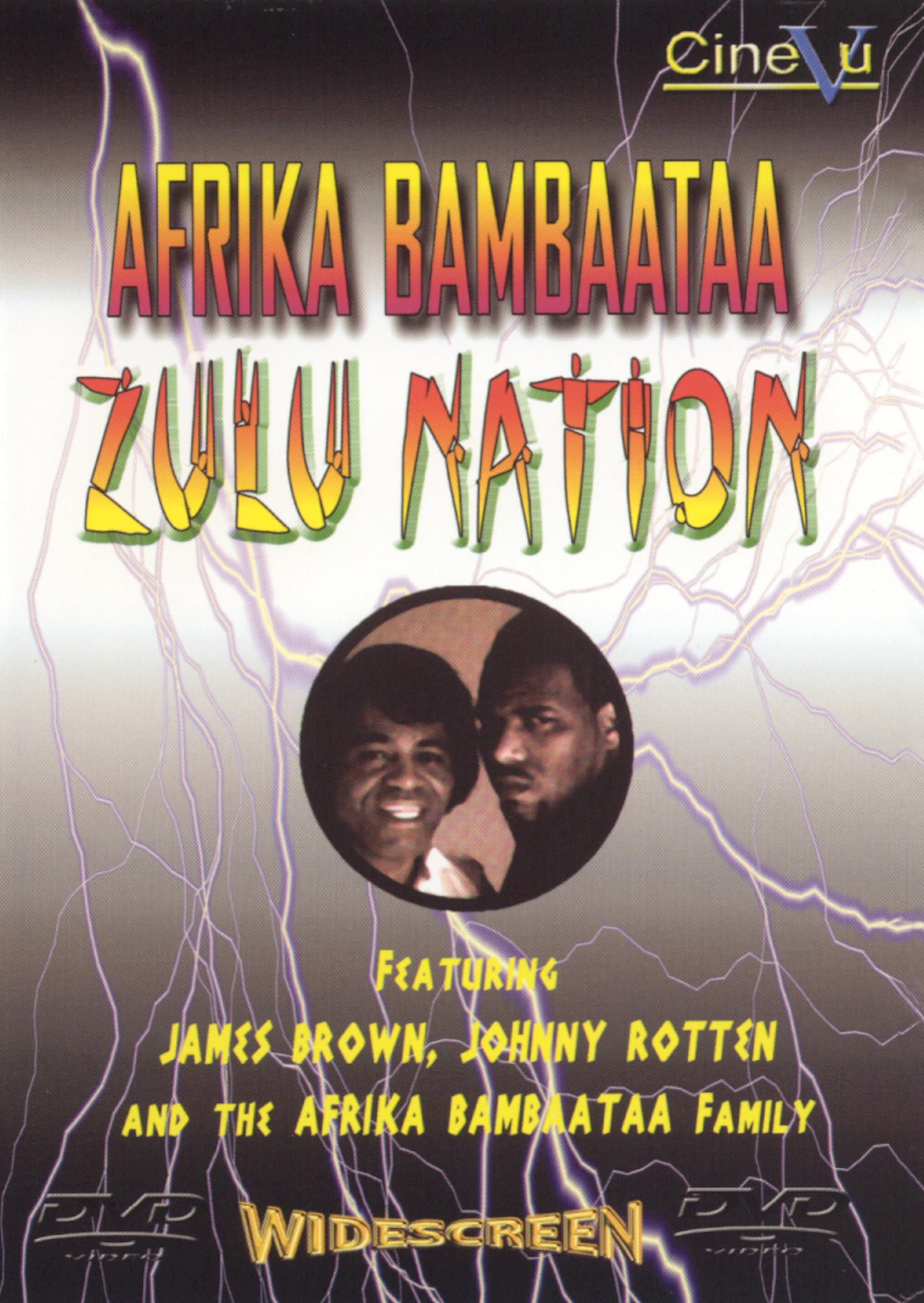 Afrika Bambaataa: Zulu Nation