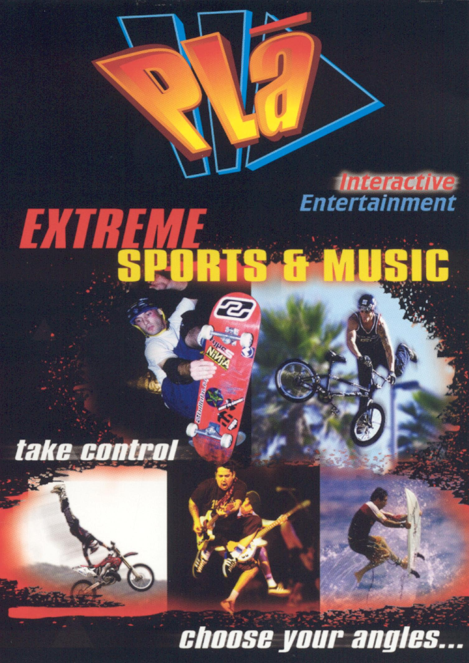 Pla: Extreme Sports & Music