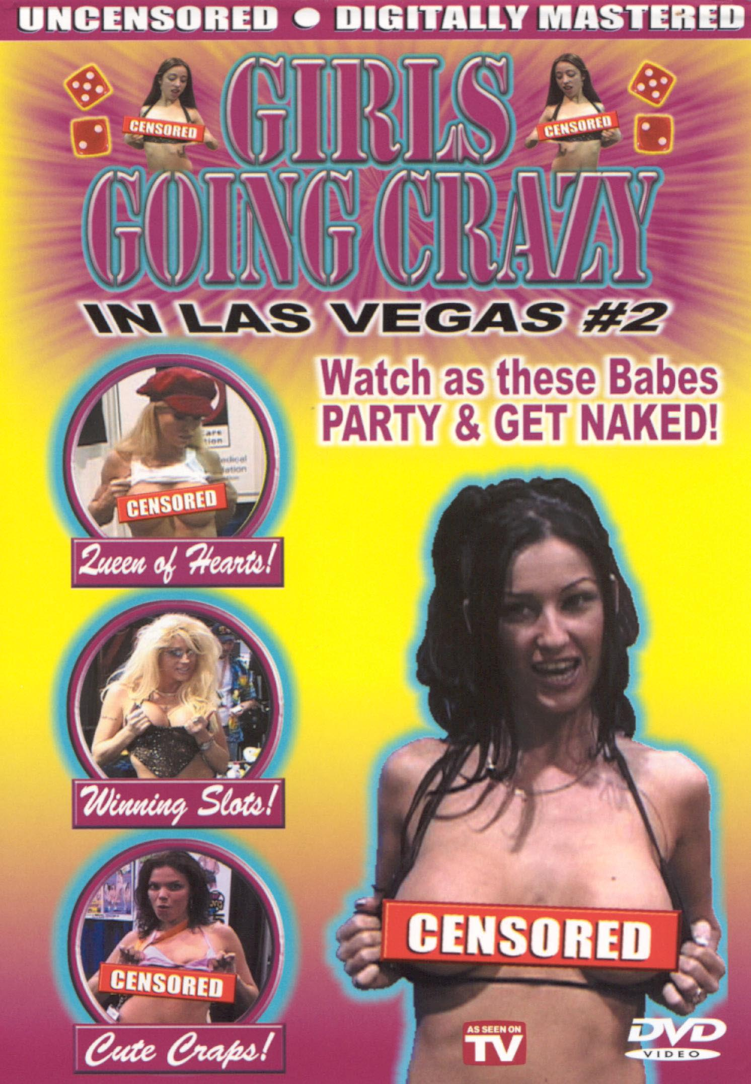 Girls Going Crazy In Las Vegas, Vol. 2
