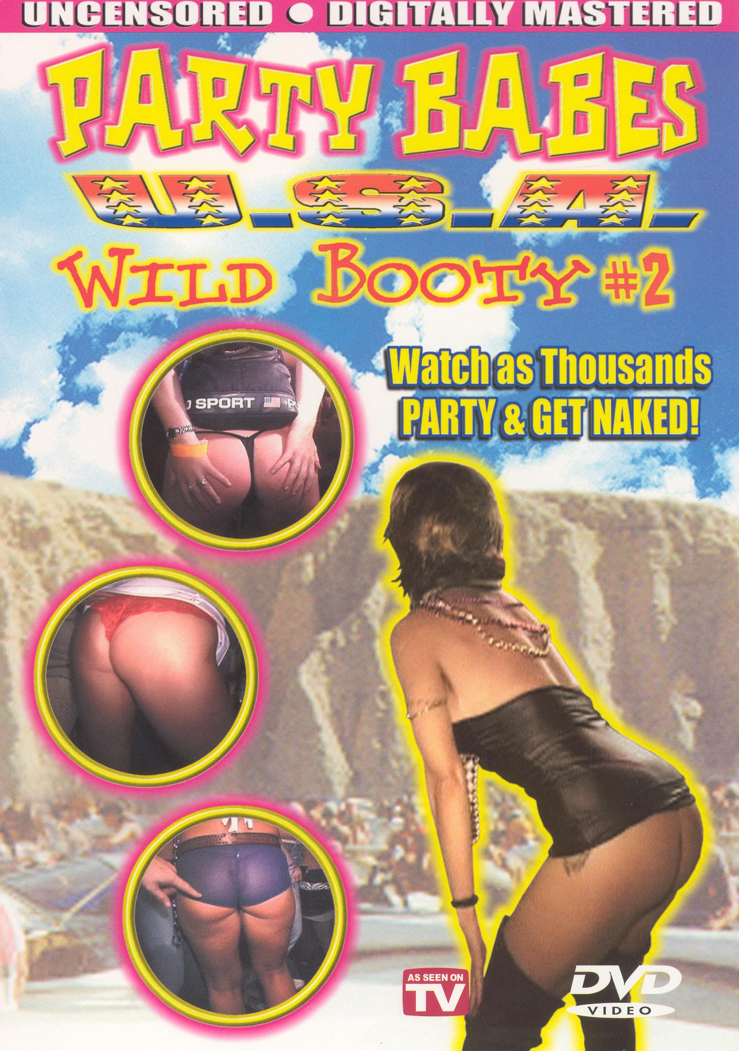 Party Babes U.S.A.: Wild Booty, Part 2