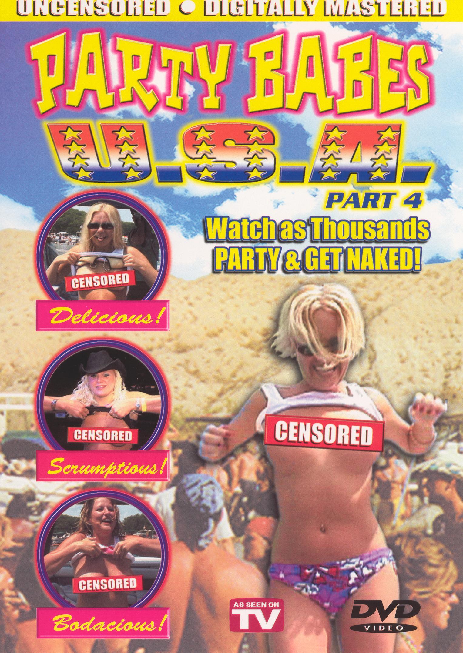 Party Babes U.S.A., Part 4