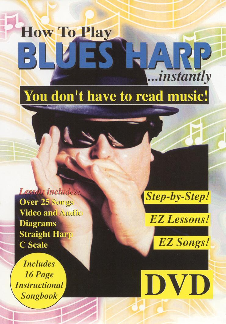 How to Play Blues Harp... Instantly