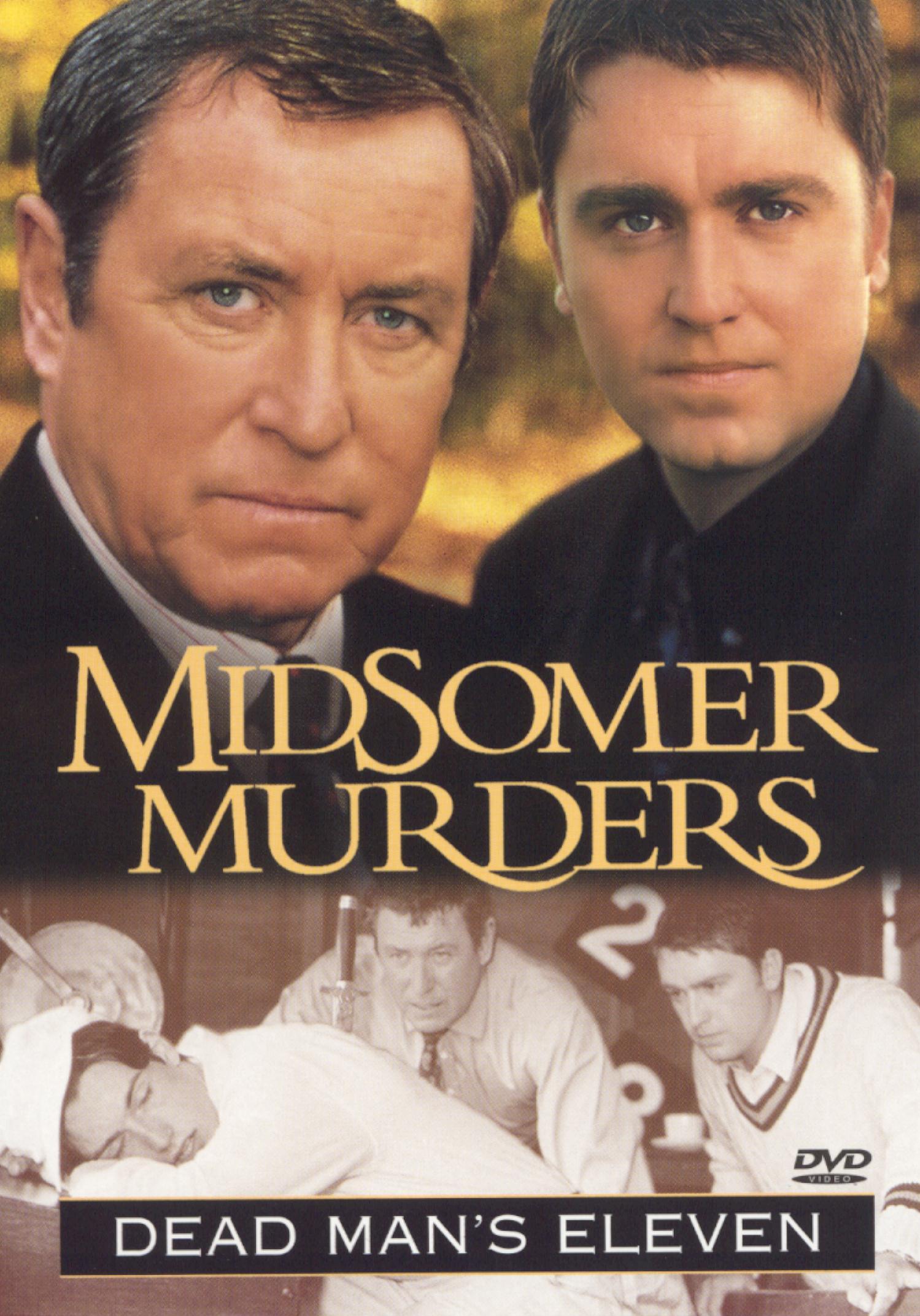 midsomer murders: dead man's eleven (1999) - jeremy silberston