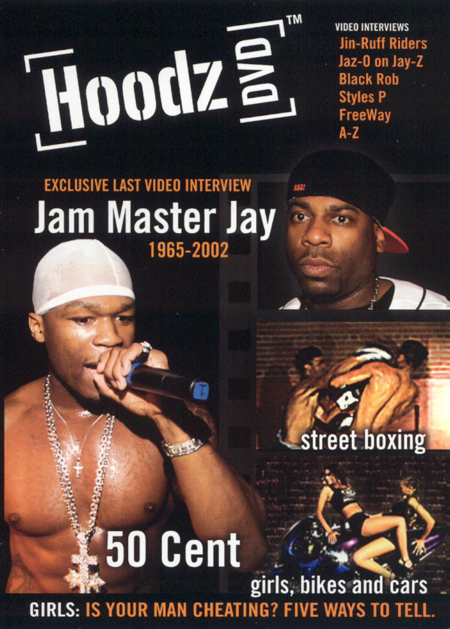 Hoodz DVD Magazine, Vol. 1