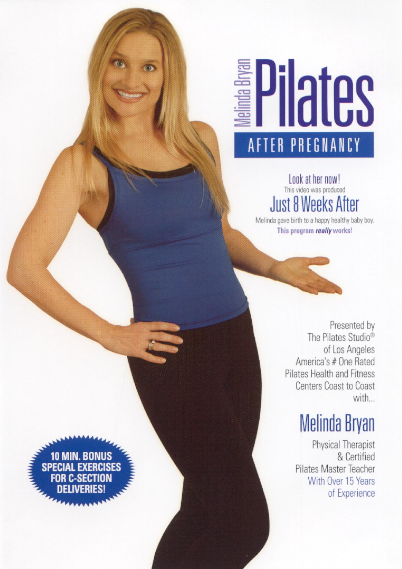 Melinda Bryan: Pilates After Pregnancy