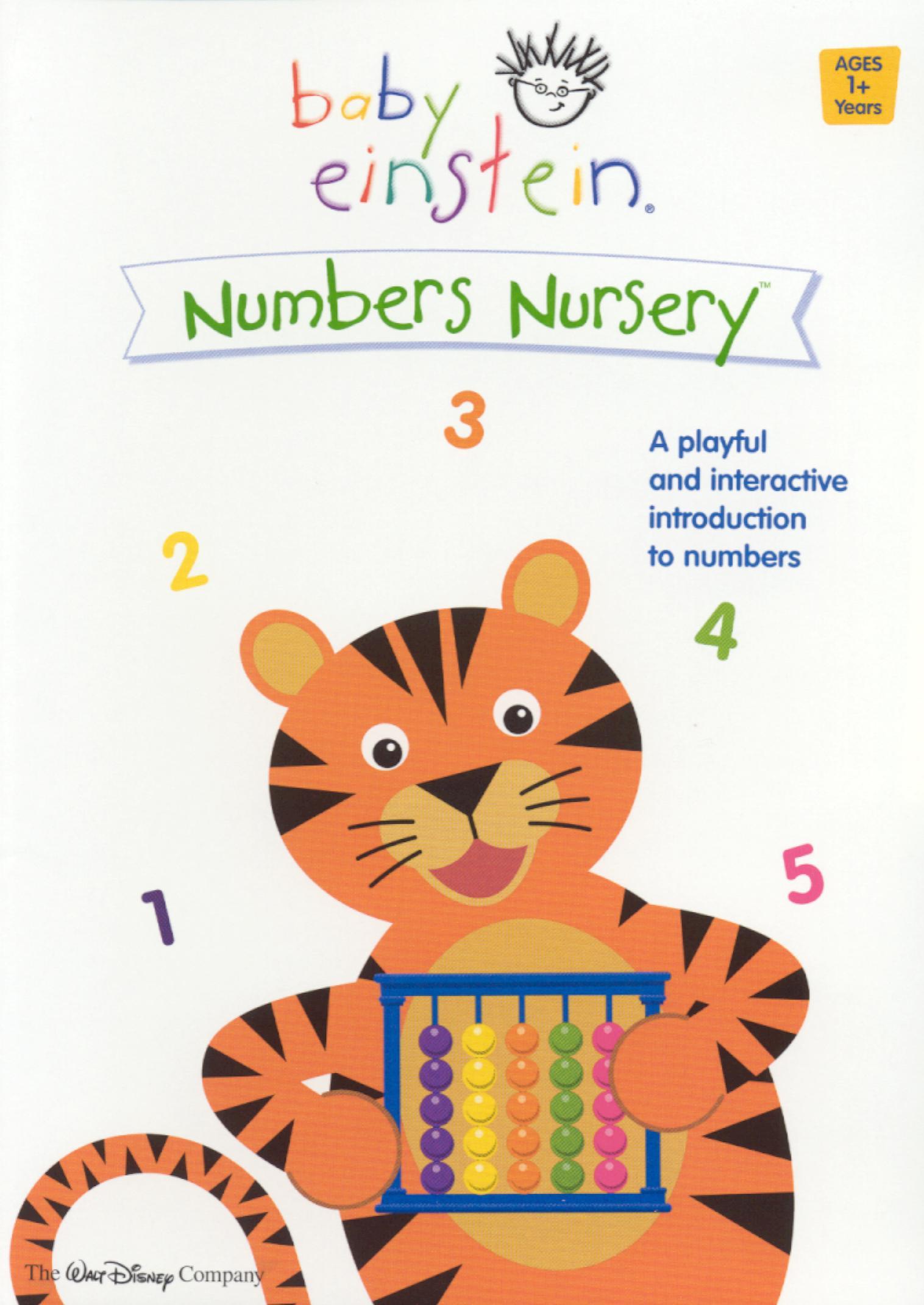 Baby Einstein: Numbers Nursery