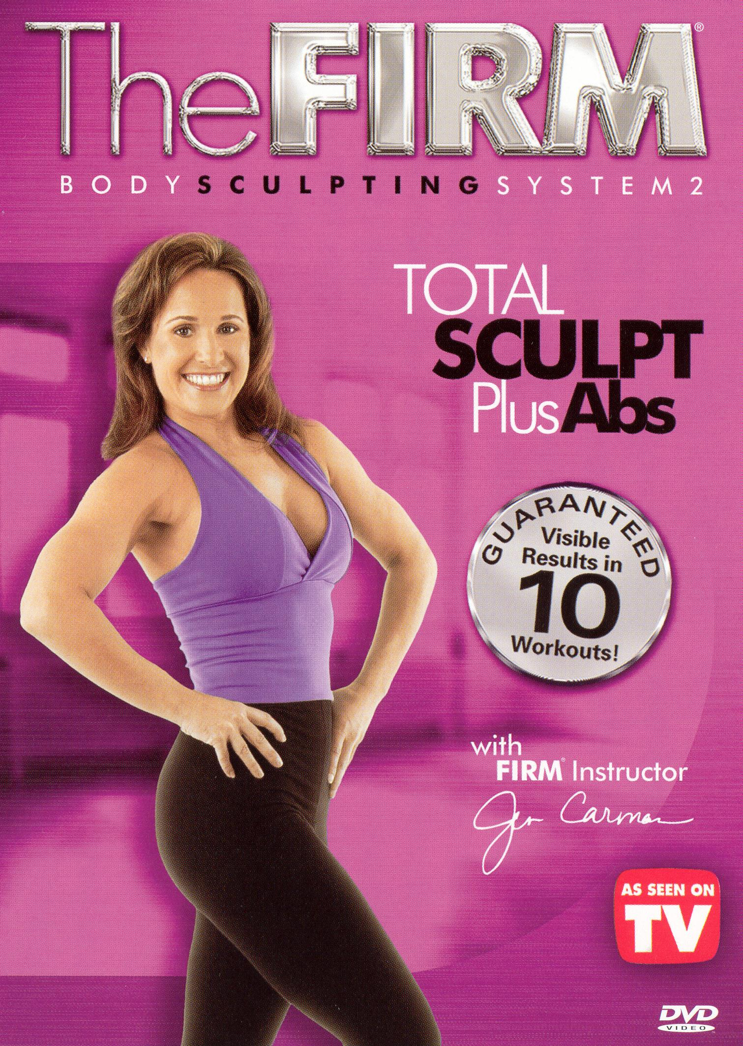 The Firm: Body Sculpting System 2 - Total Sculpt Plus Abs
