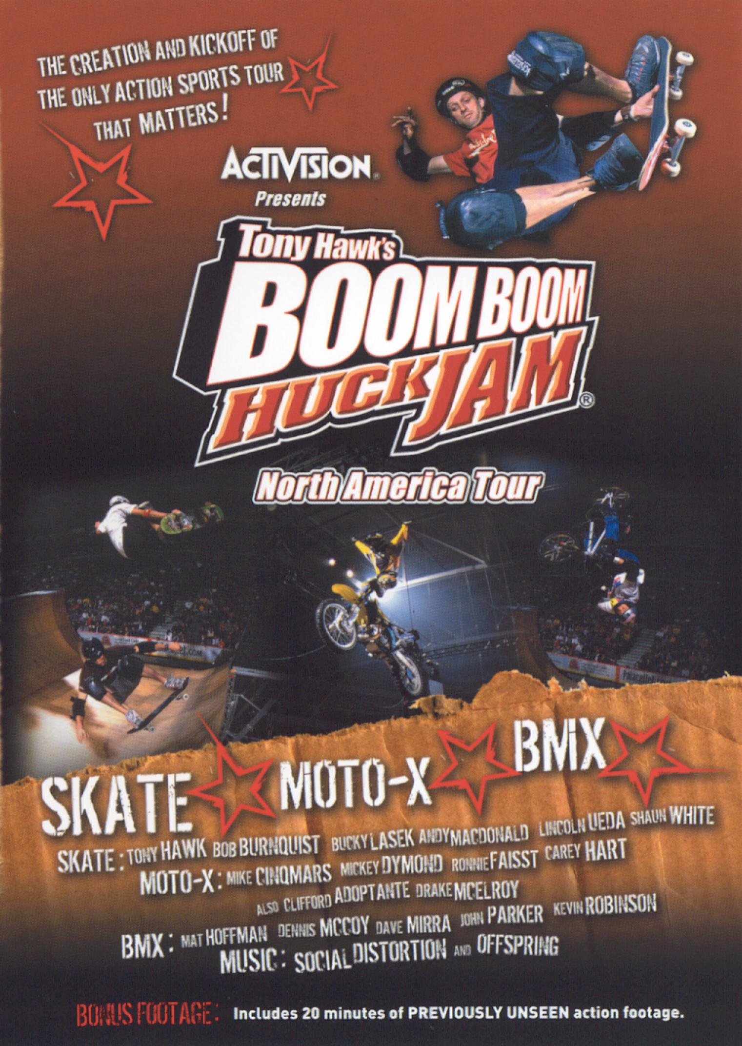 Tony Hawk's Boom Boom Huckjam