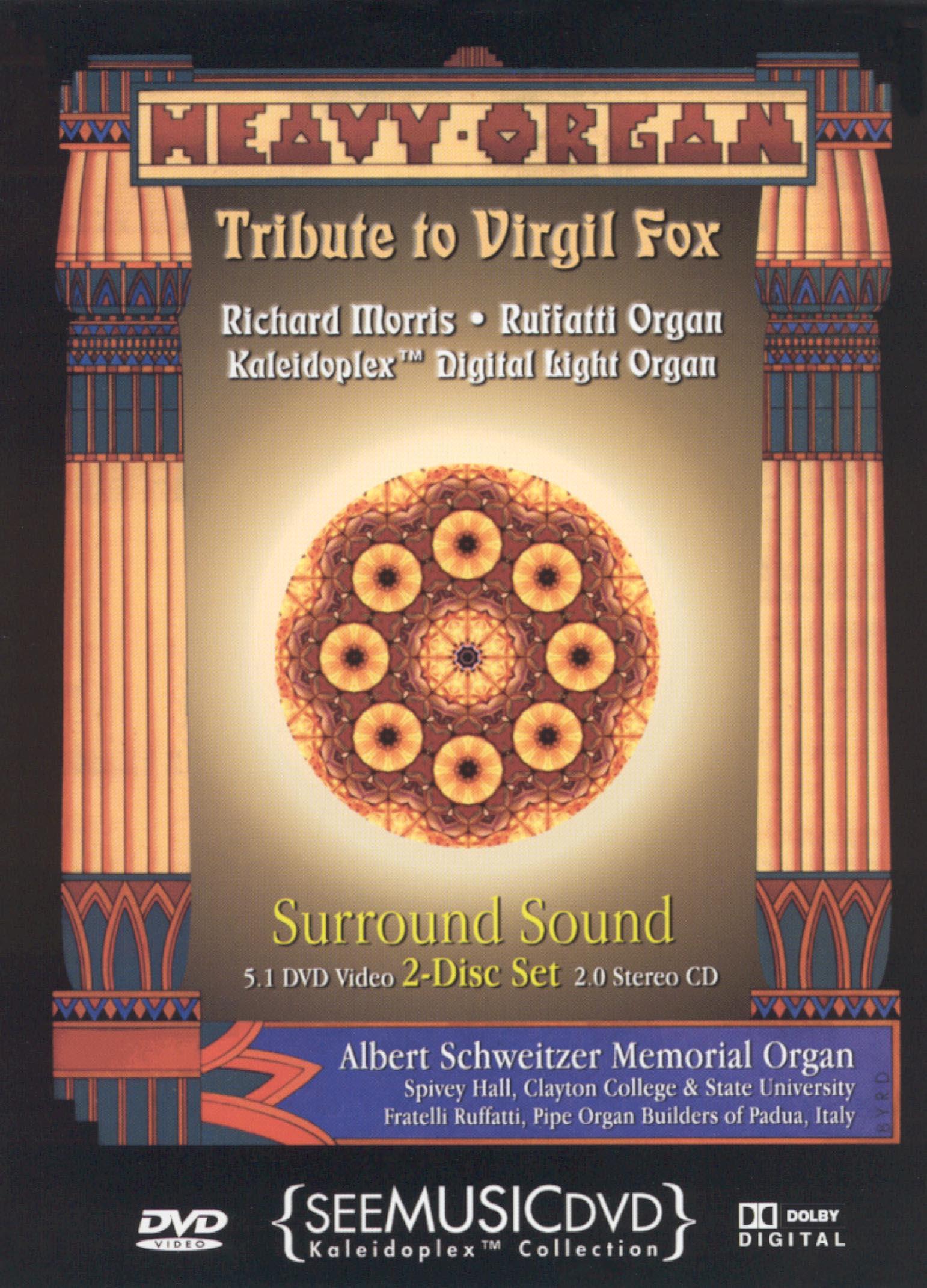 Heavy Organ: Tribute to Virgil Fox