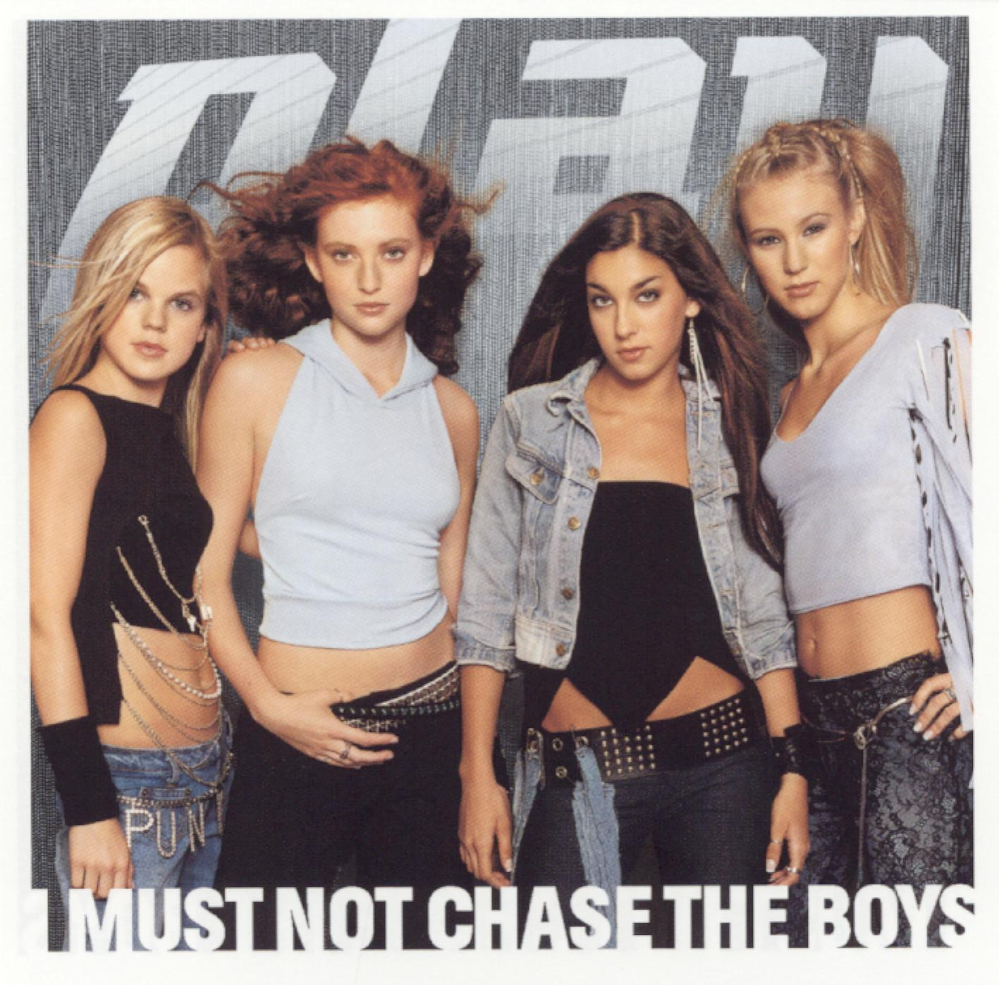 Play: I Must Not Chase the Boys/Whole Again