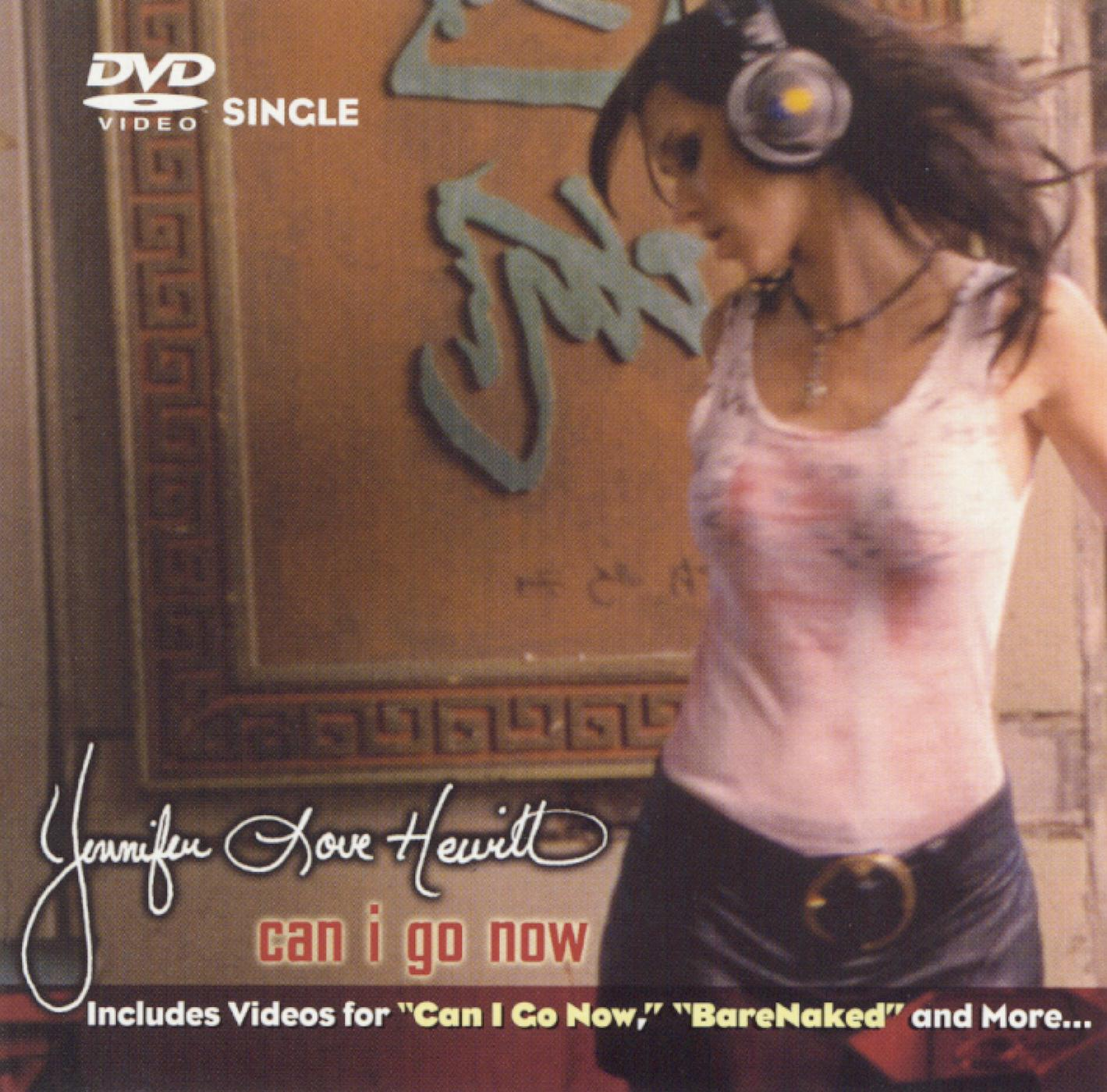 Jennifer Love Hewitt: Can I Go Now