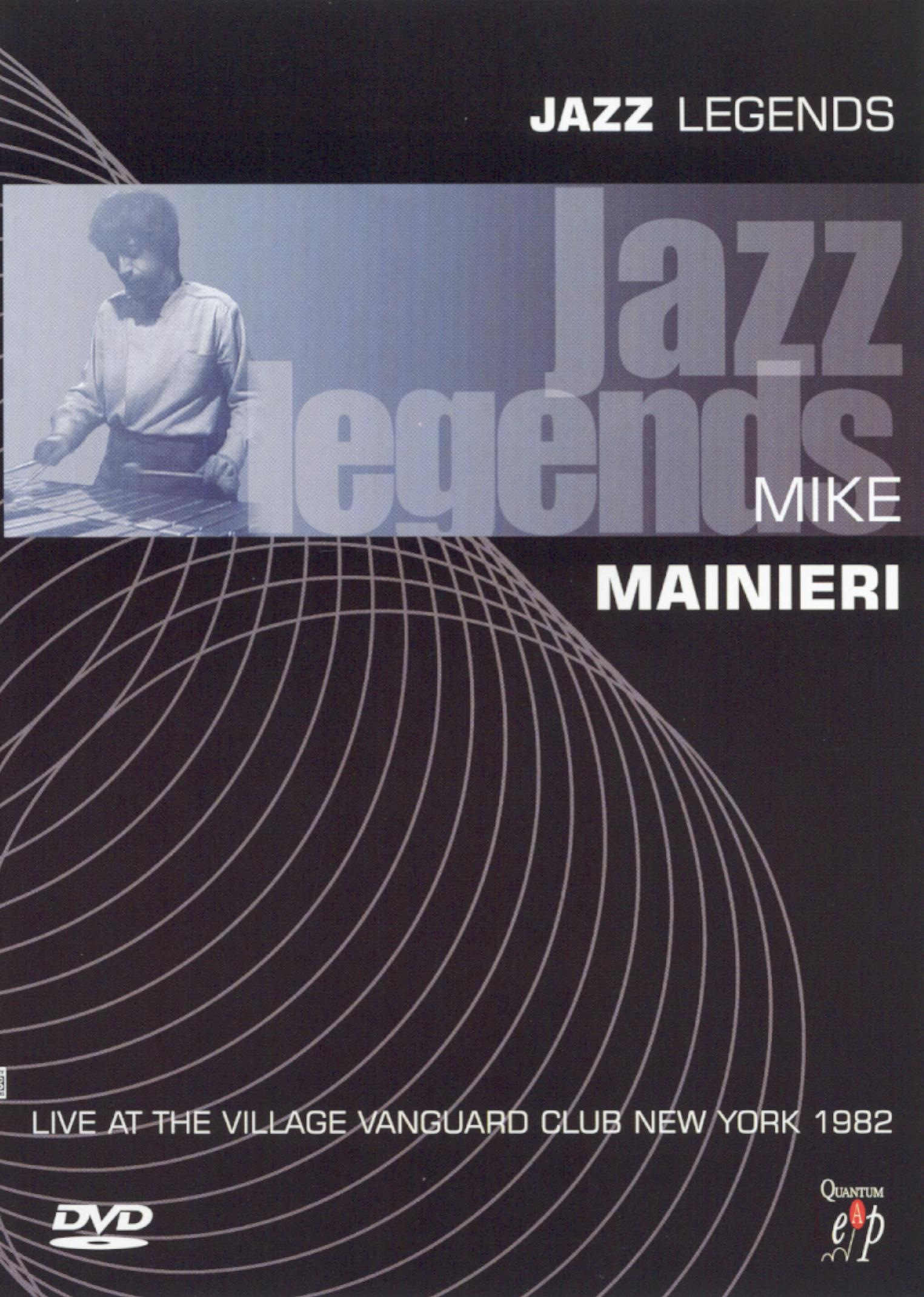 Jazz Legends: Mike Mainieri - Live at the Village Vanguard Club New York 1982