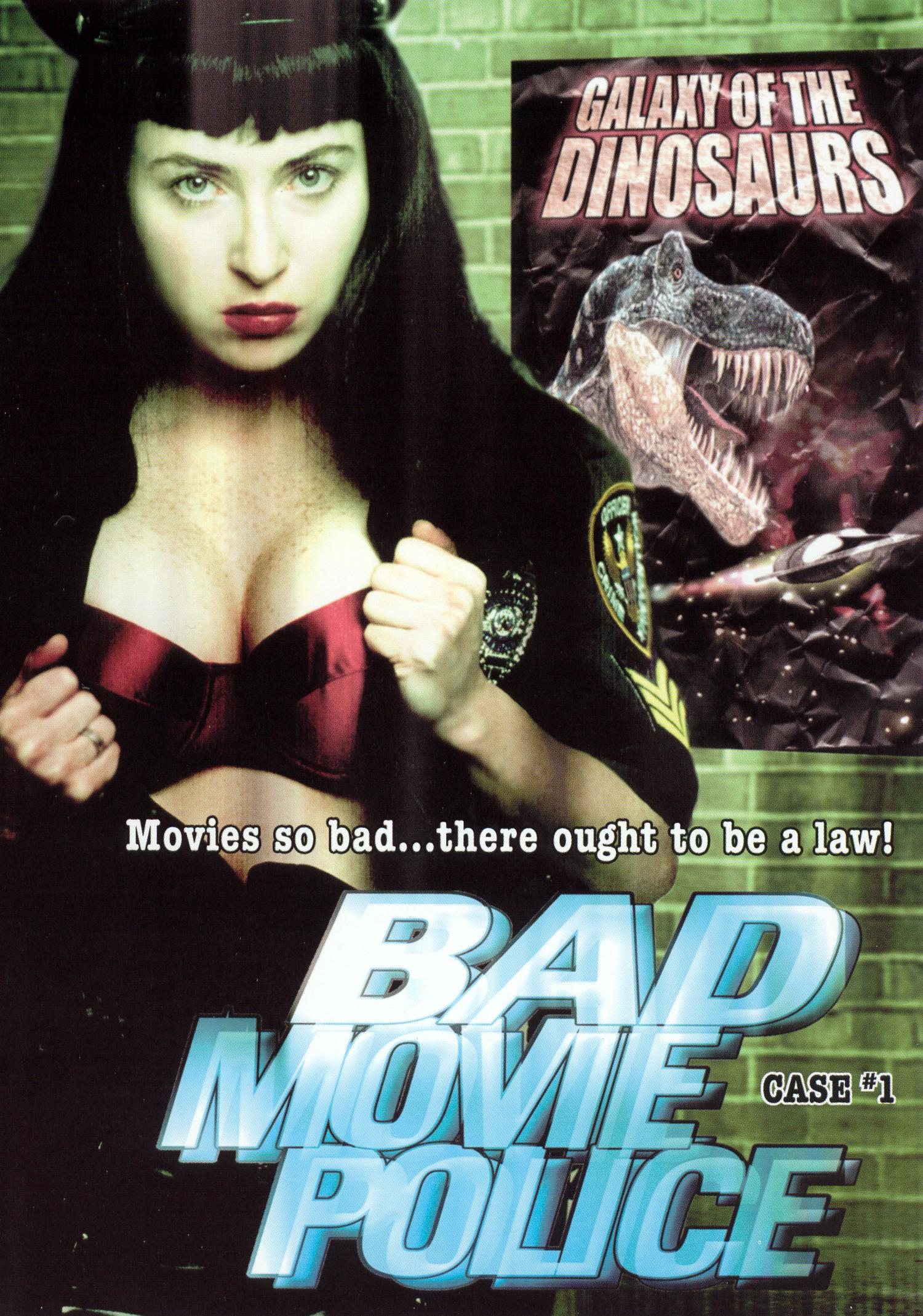 Bad Movie Police Case 1: Galaxy of the Dinosaurs