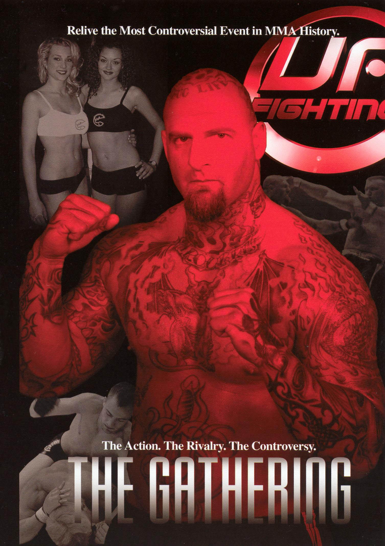 Ultimate Athlete Fighting II: The Gathering