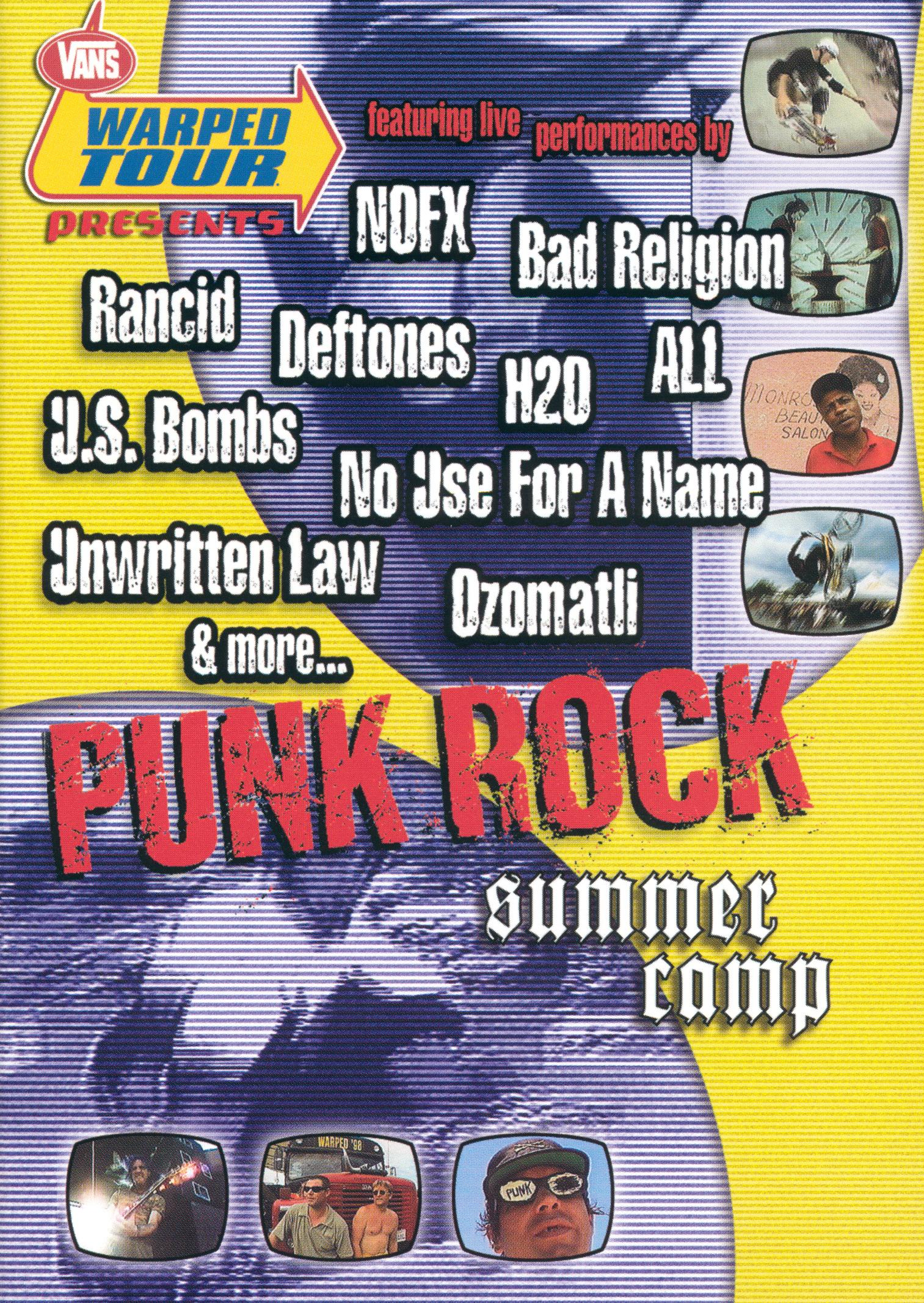 Warped Tour: Punk Rock Summer Camp