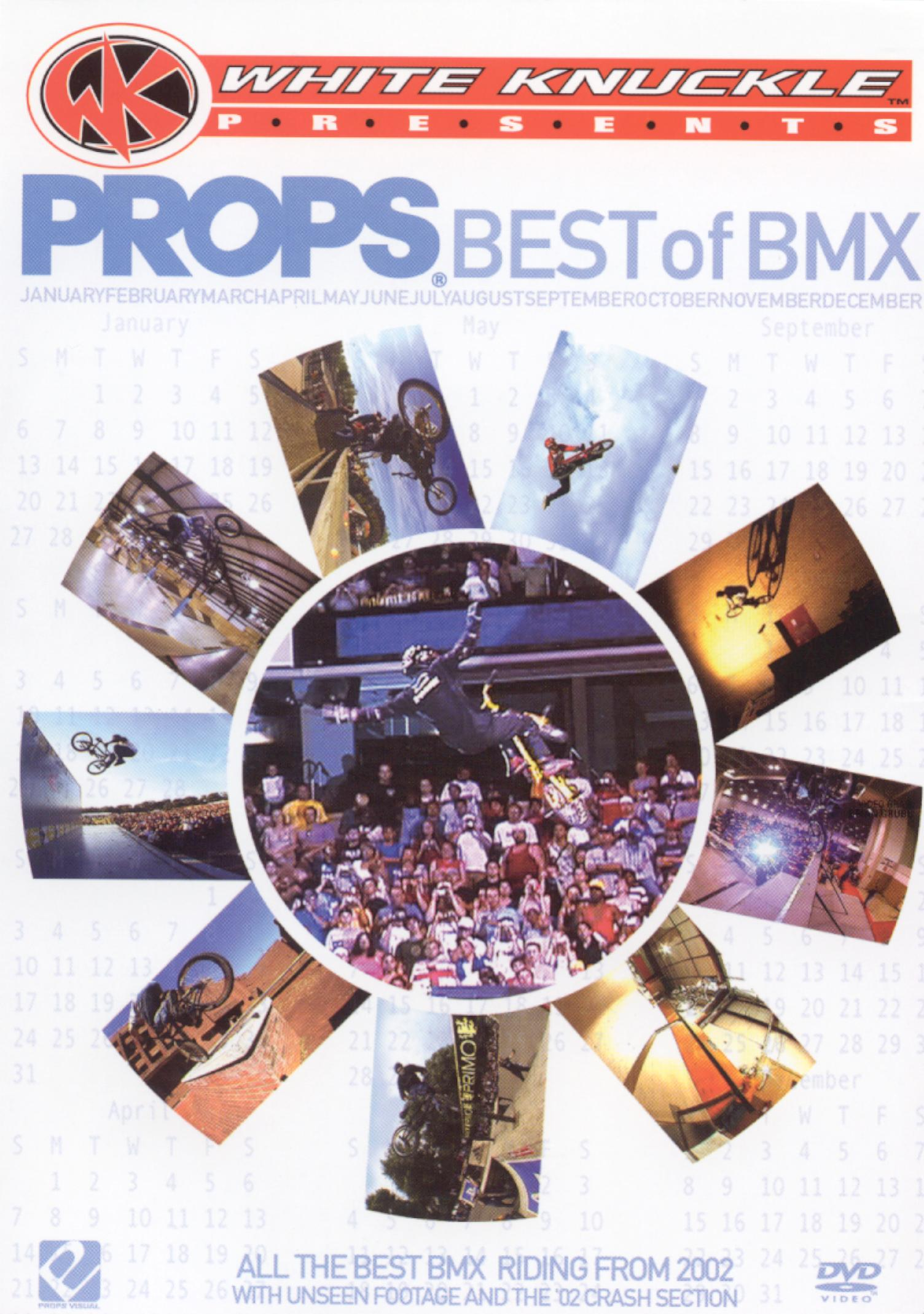 White Knuckle Extreme: Props - Best of BMX