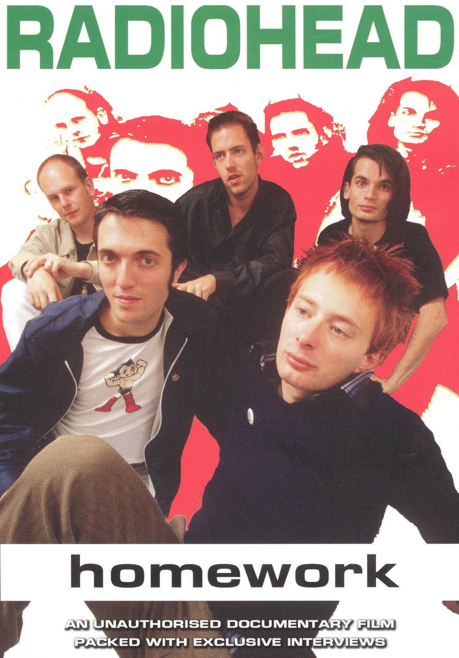Radiohead: Homework - Unauthorized