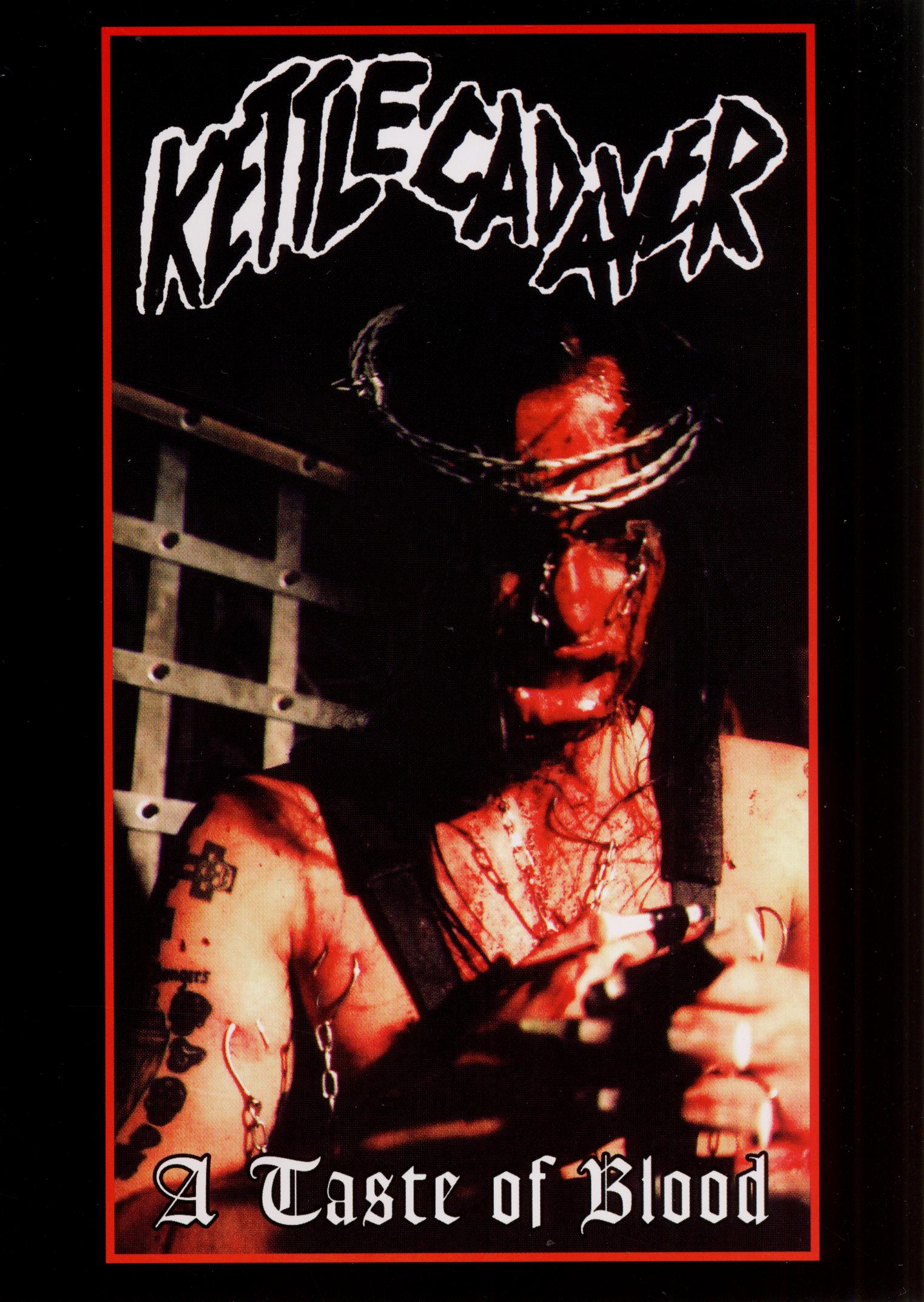 Kettle Cadaver: A Taste of Blood