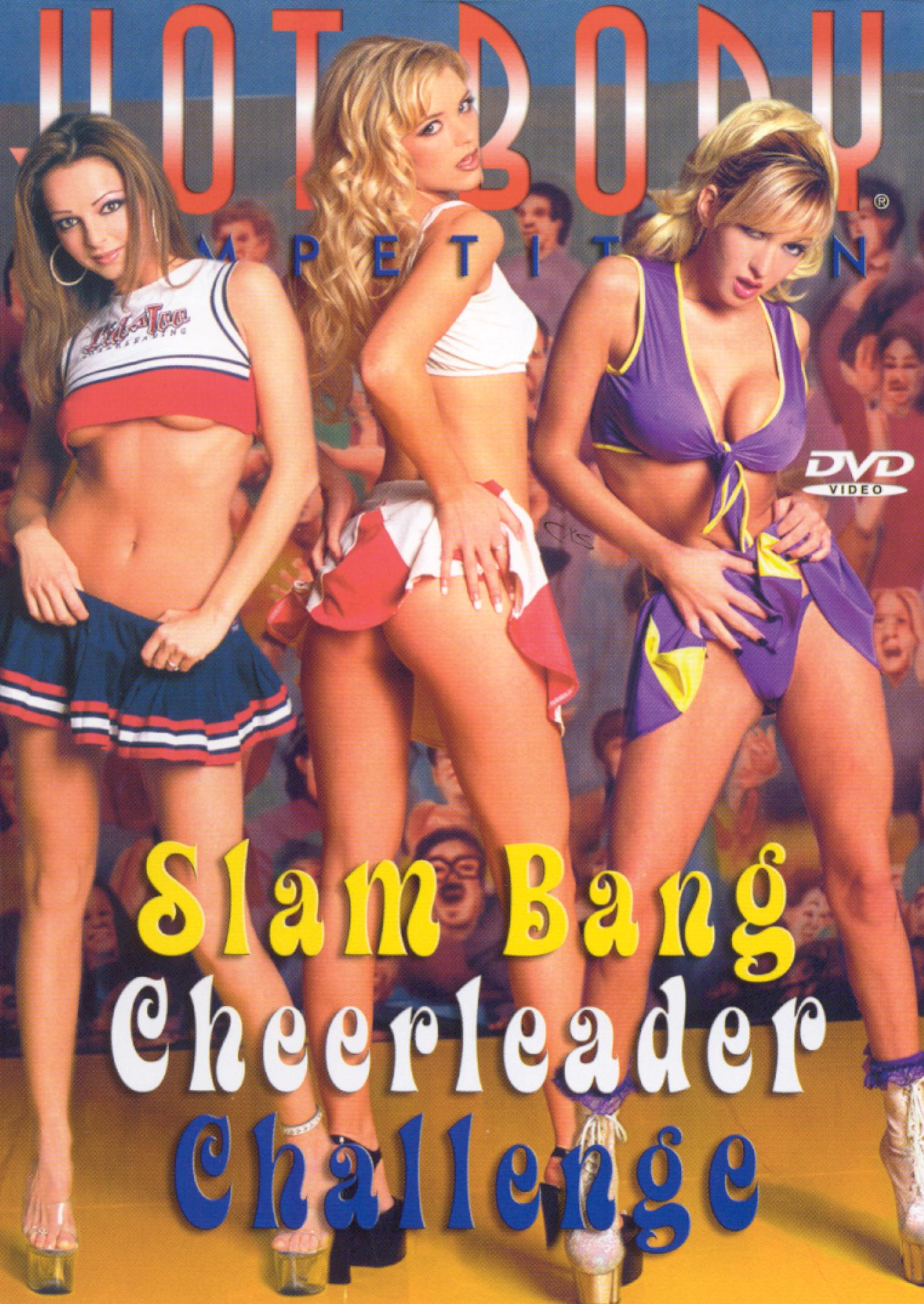 Hot Body: Slam Bang Cheerleader Challenge