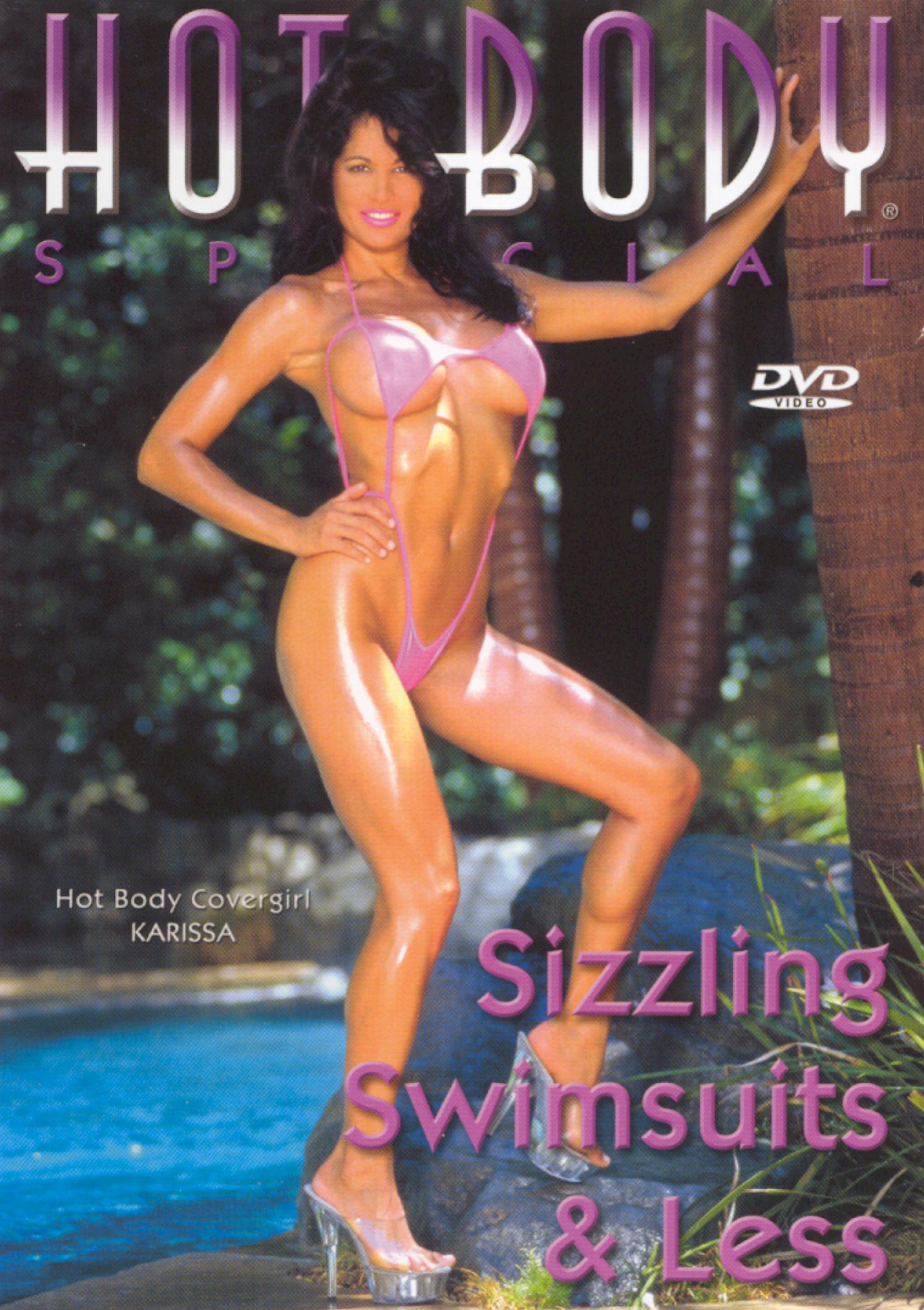 Hot Body: Sizzling Swimsuits & Less