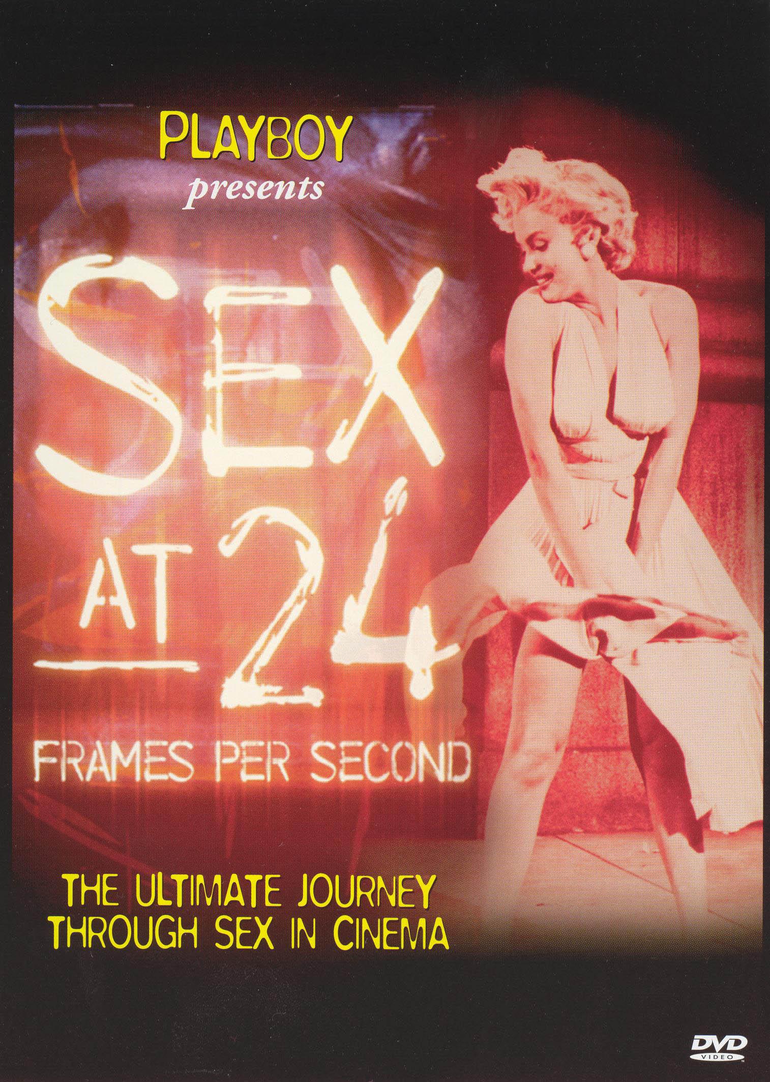 Playboy: Sex at 24 Frames Per Second