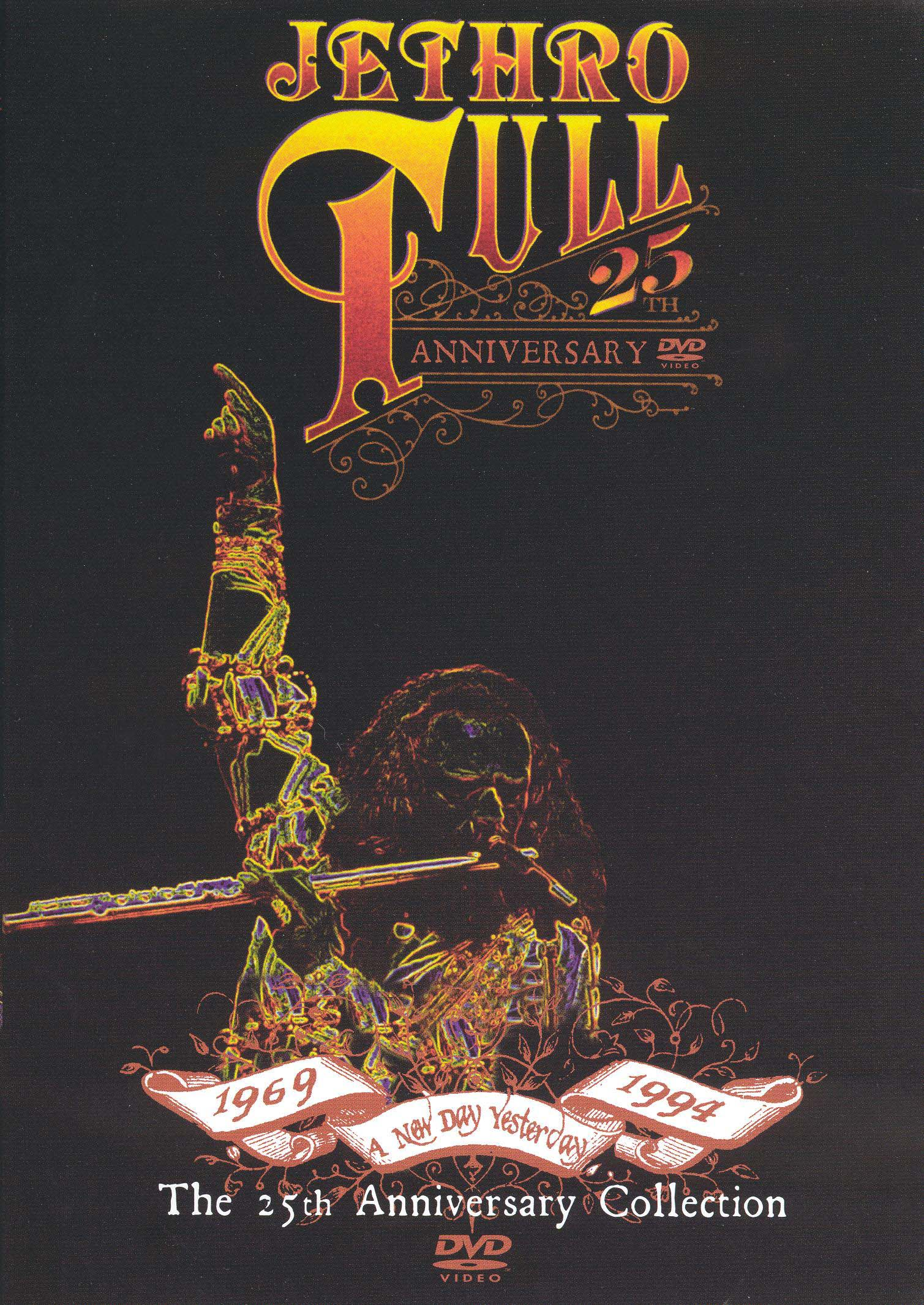 Jethro Tull: A New Day Yesterday - 25th Anniversary Collection, 1969-1994