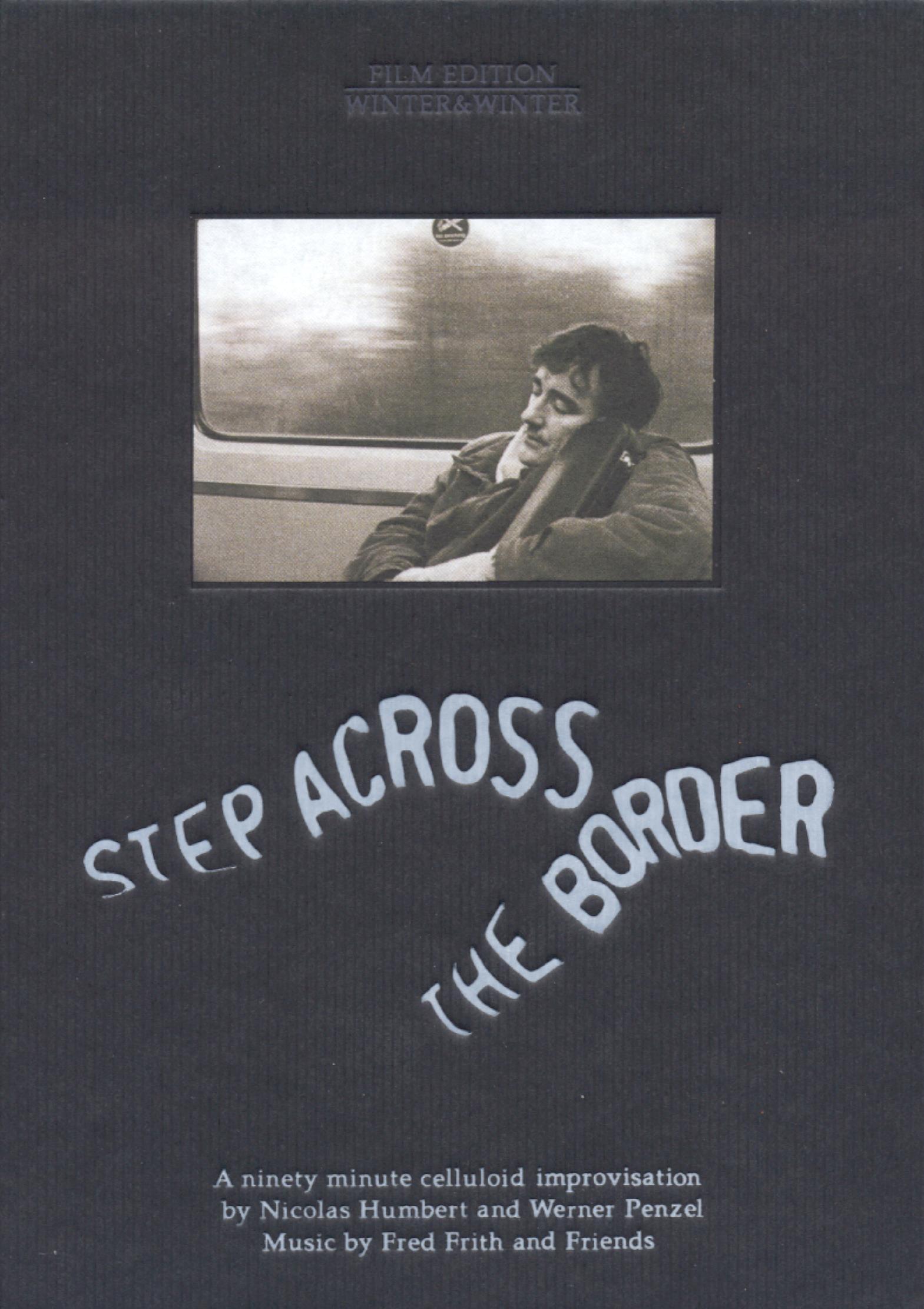 Step Across the Border