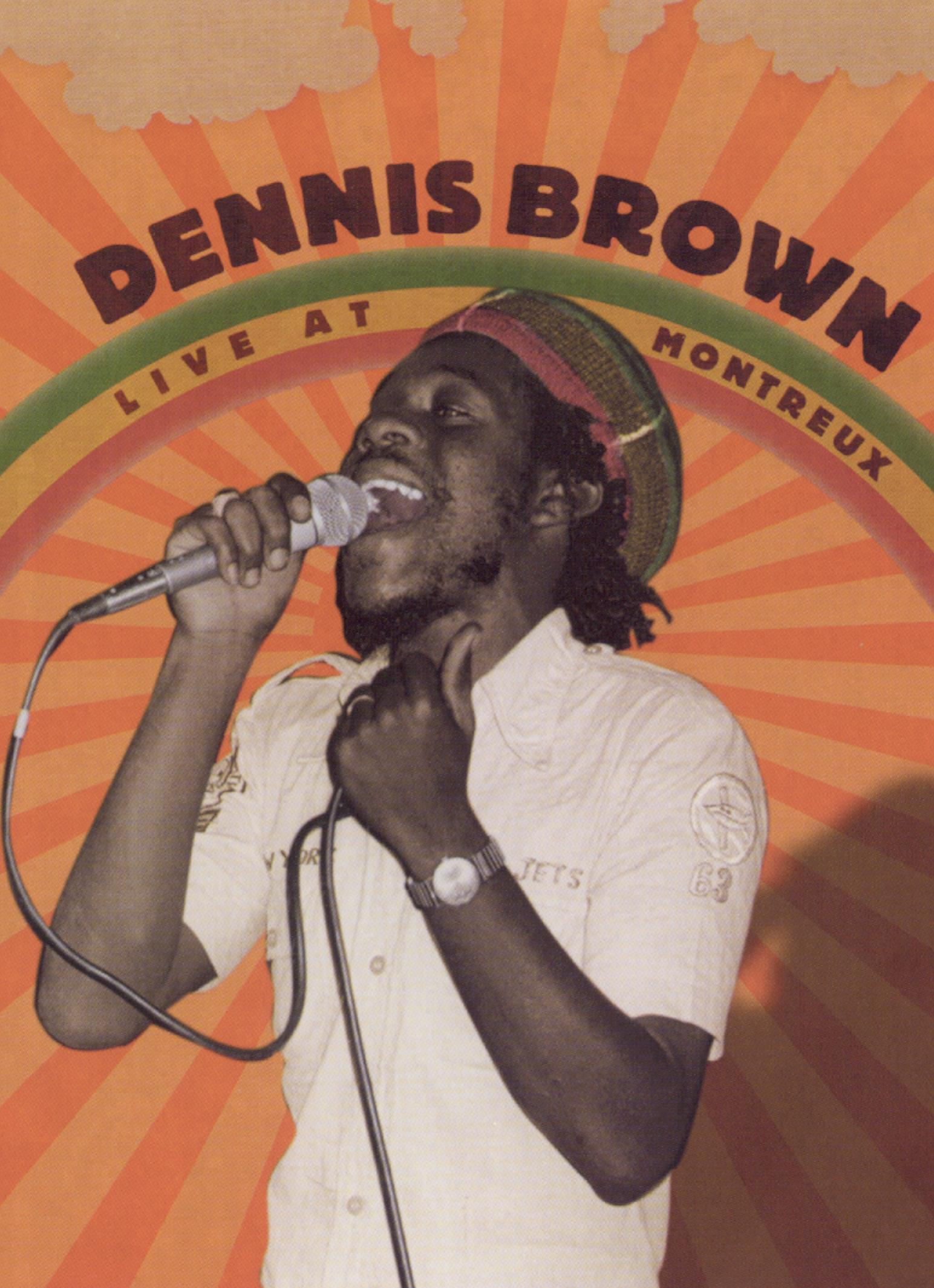 Dennis Brown: Live at Montreux