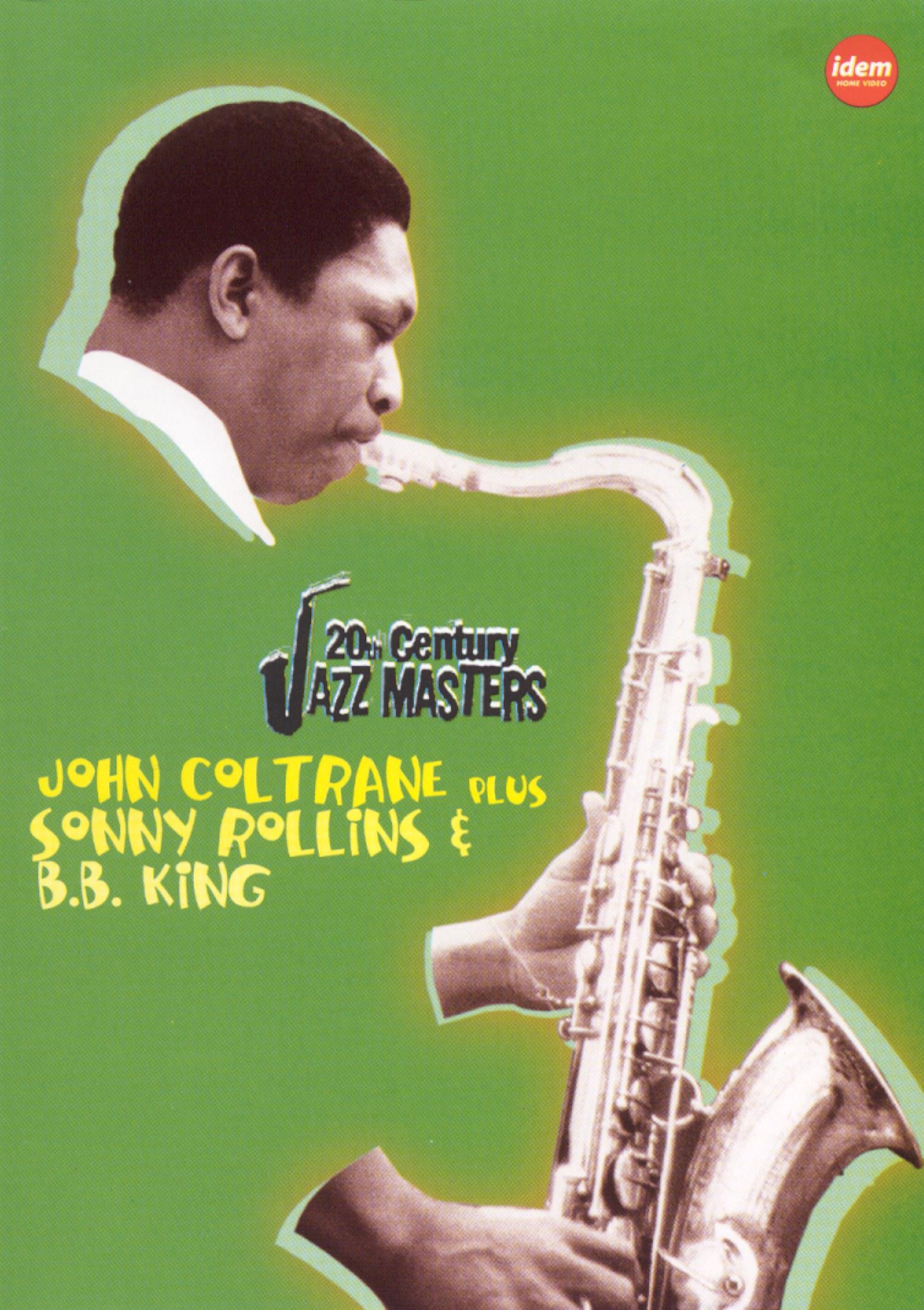 20th Century Jazz Masters: John Coltrane/Sonny Rollins/B.B. King