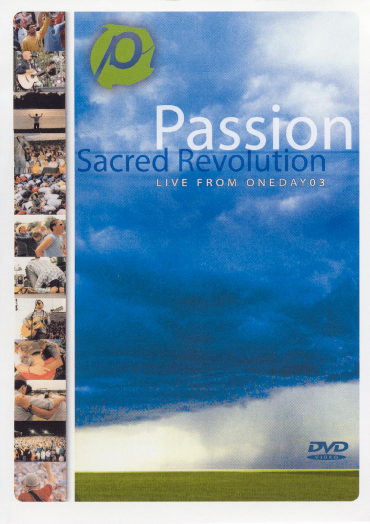 Passion Worship Band: Sacred Revolution