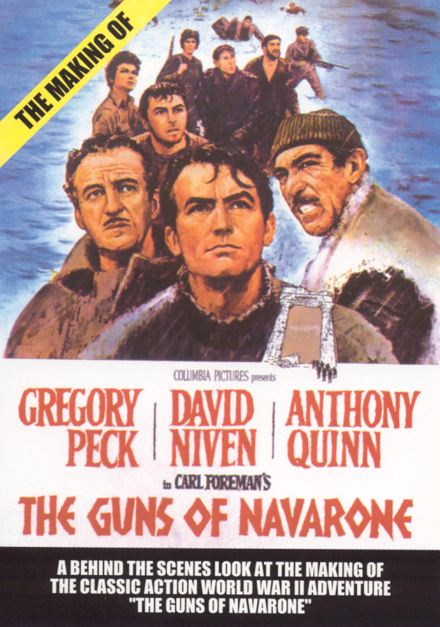 The Making of The Guns of Navarone