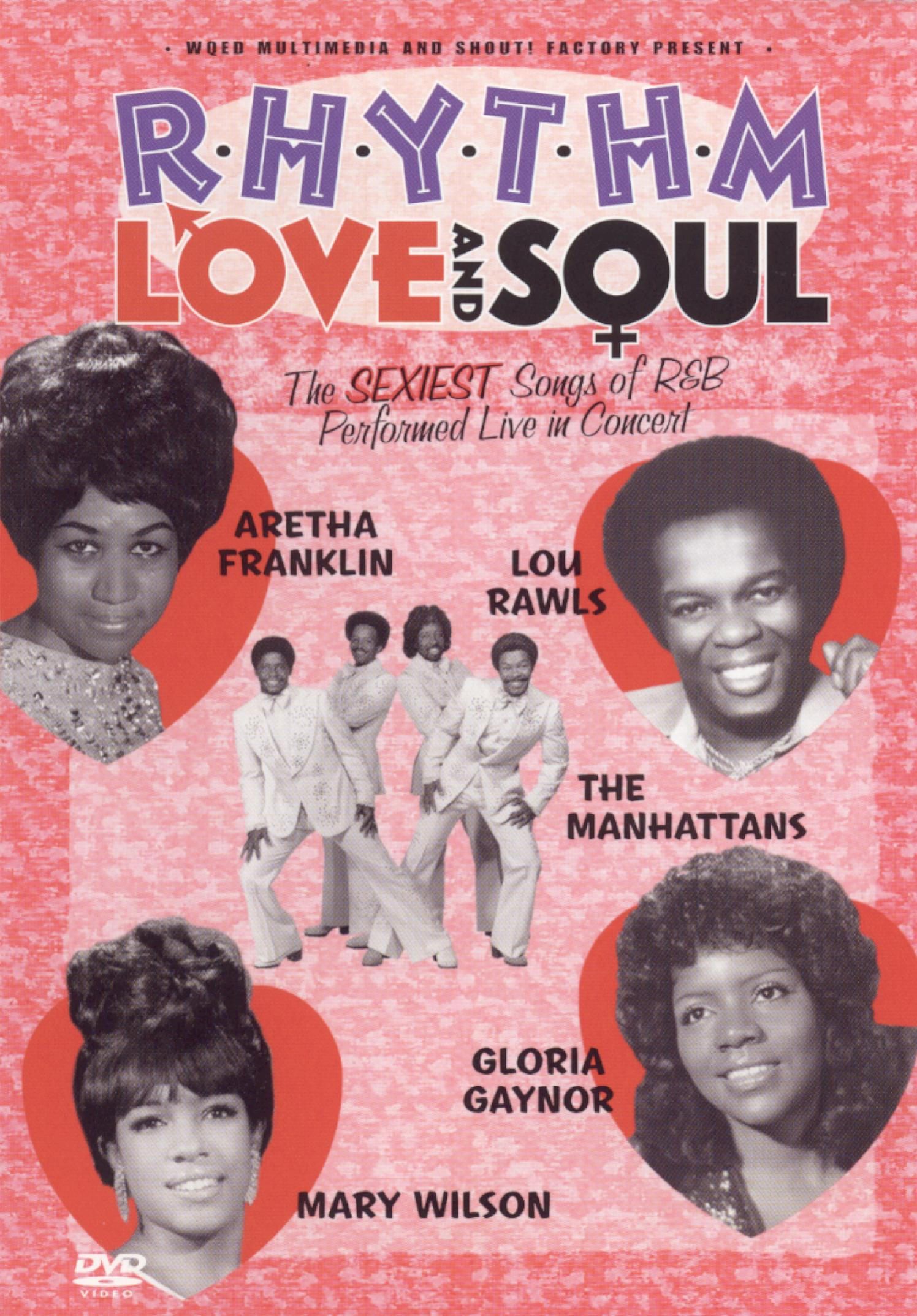 Rhythm, Love & Soul: The Sexiest Songs of R&B Performed Live, Vol. 1