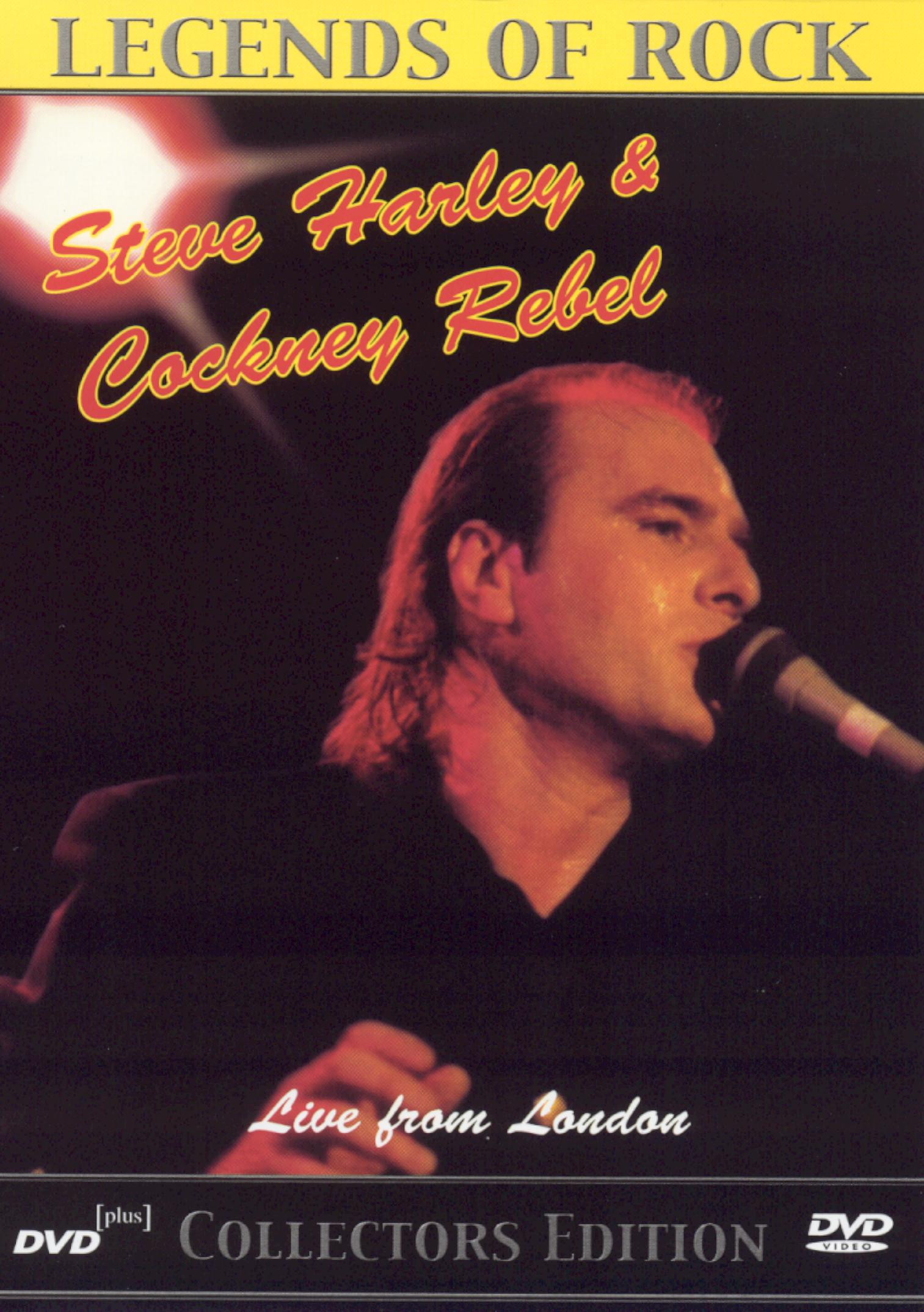 Steve Harley & Cockney Rebel: Live from London
