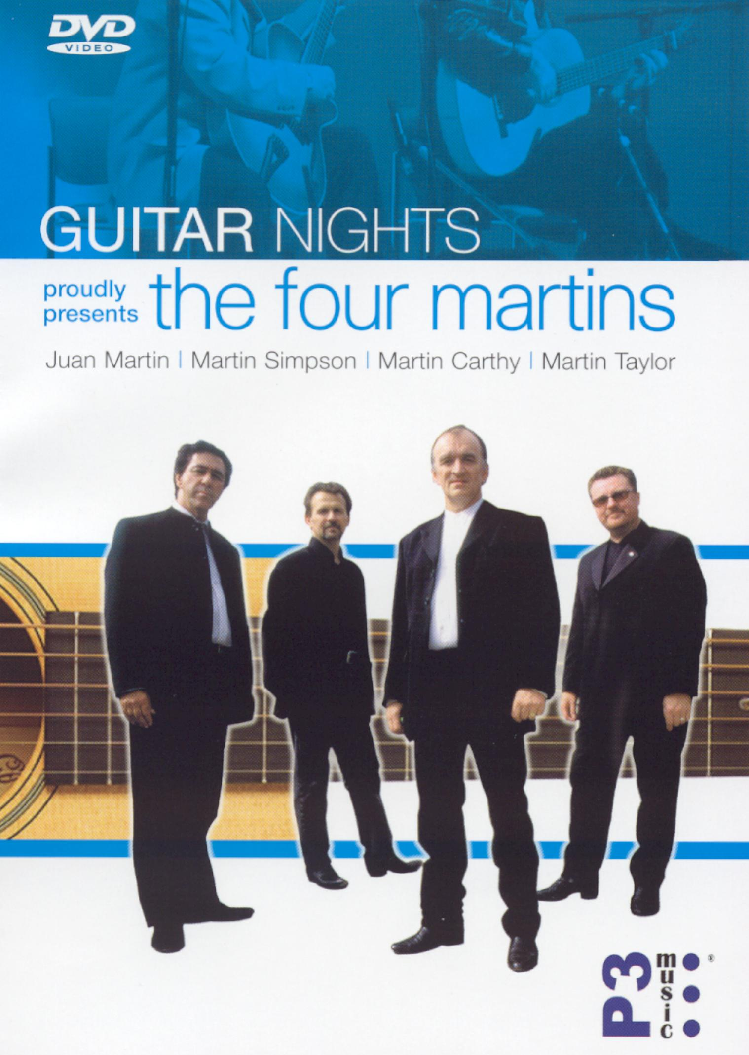 Guitar Nights: The Four Martins