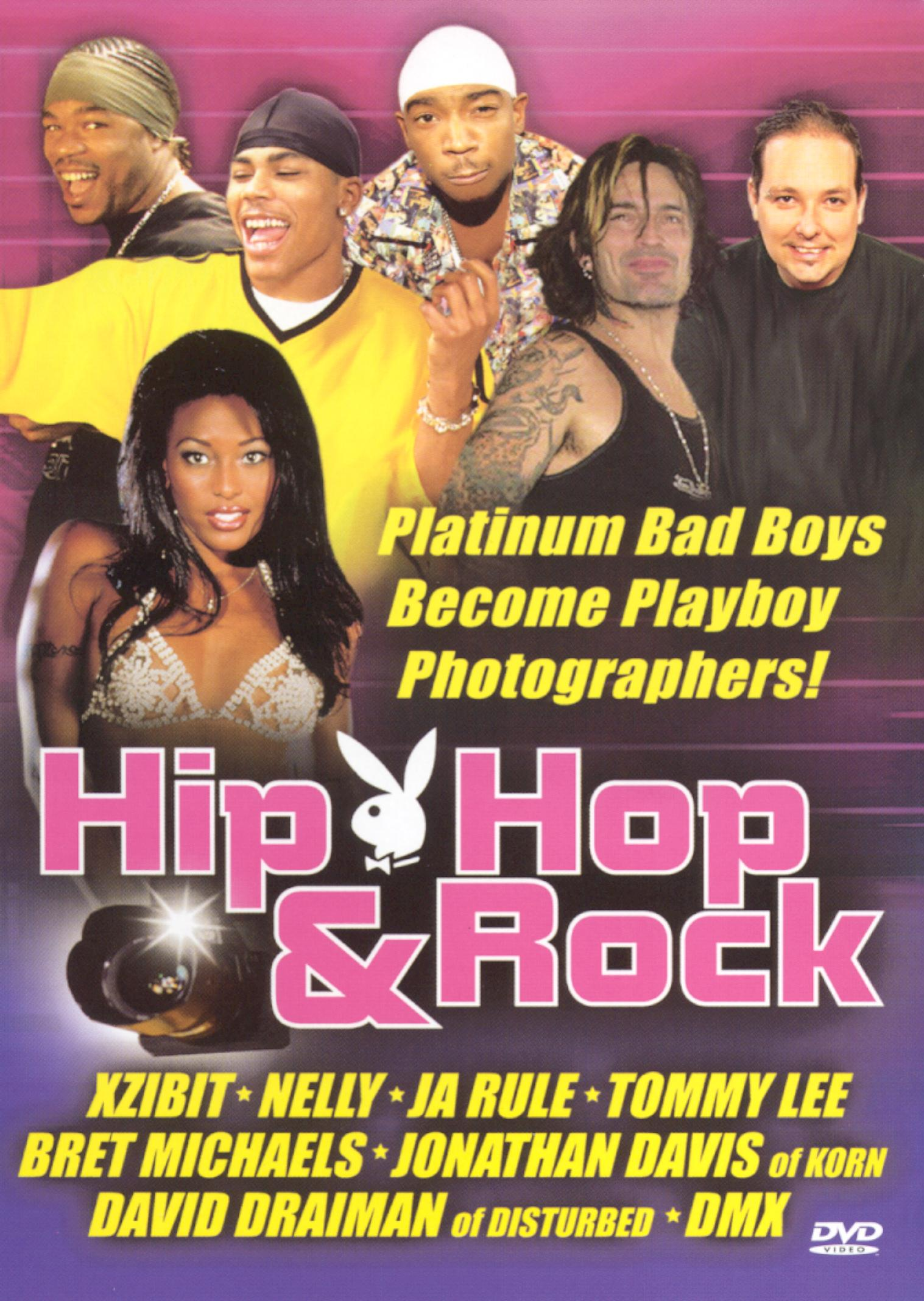 Playboy: Shooting Stars - Hip Hop and Rock