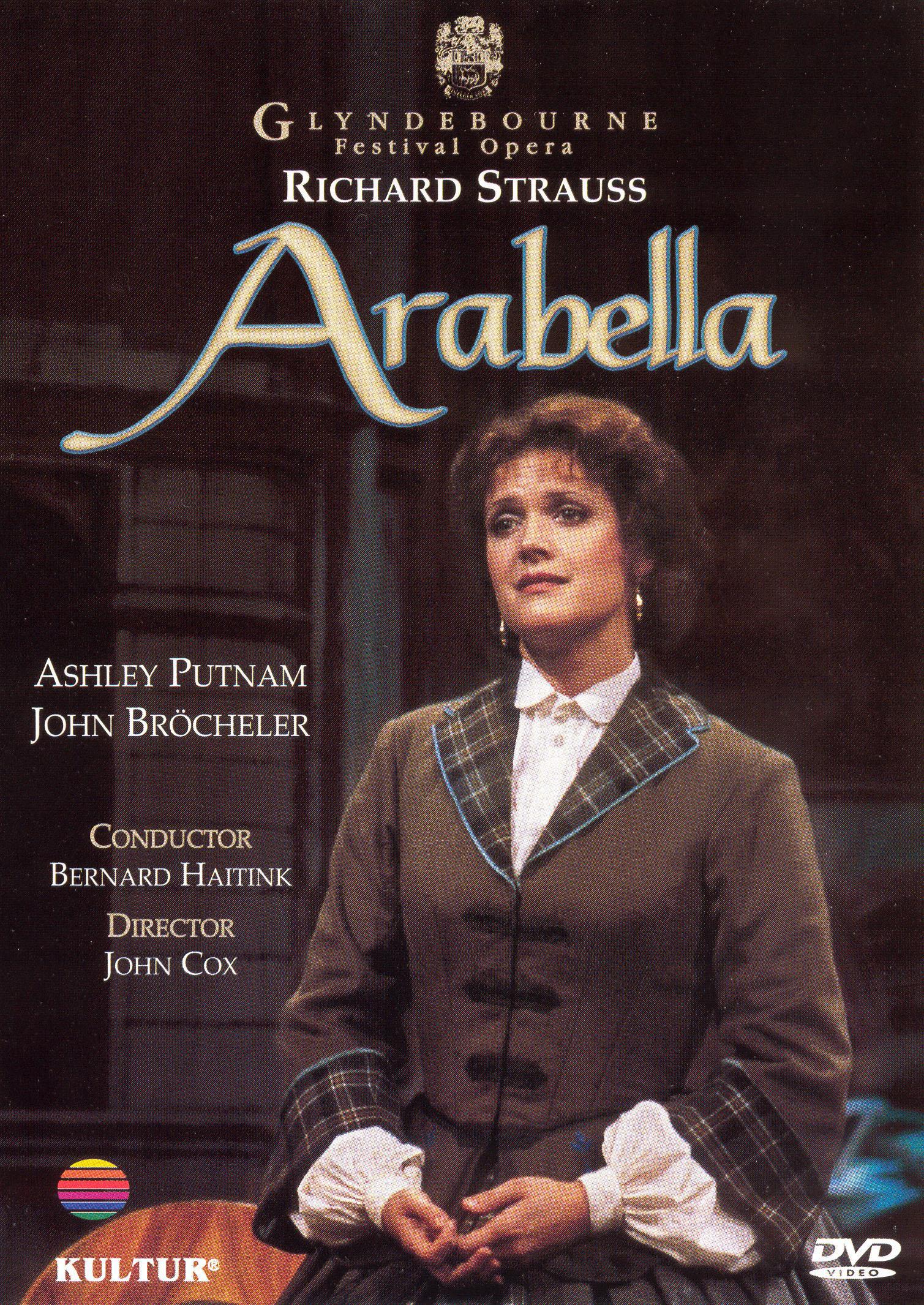 Arabella (Glyndebourne Festival Opera)