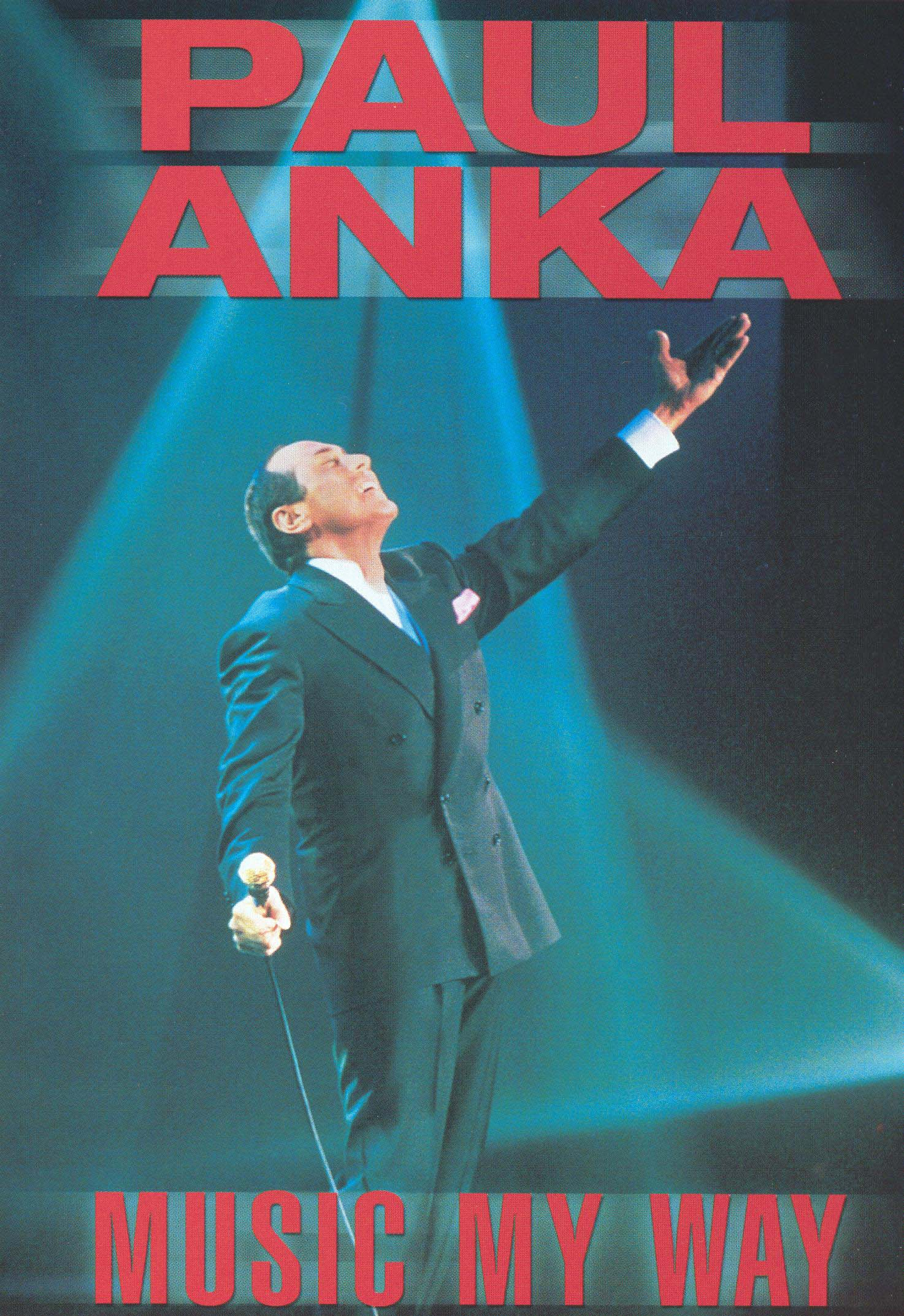 Paul Anka: Music My Way