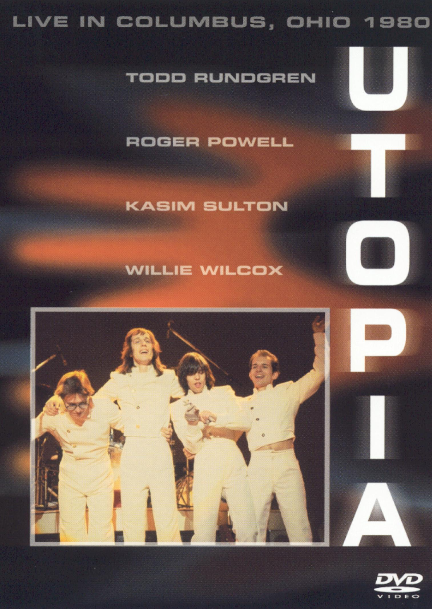 Utopia: Live In Columbus, Ohio 1980