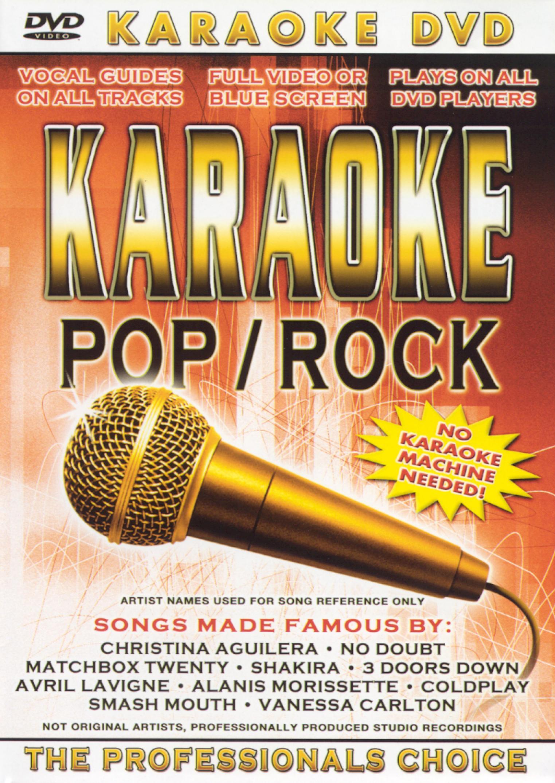 Karaoke: Pop Rock