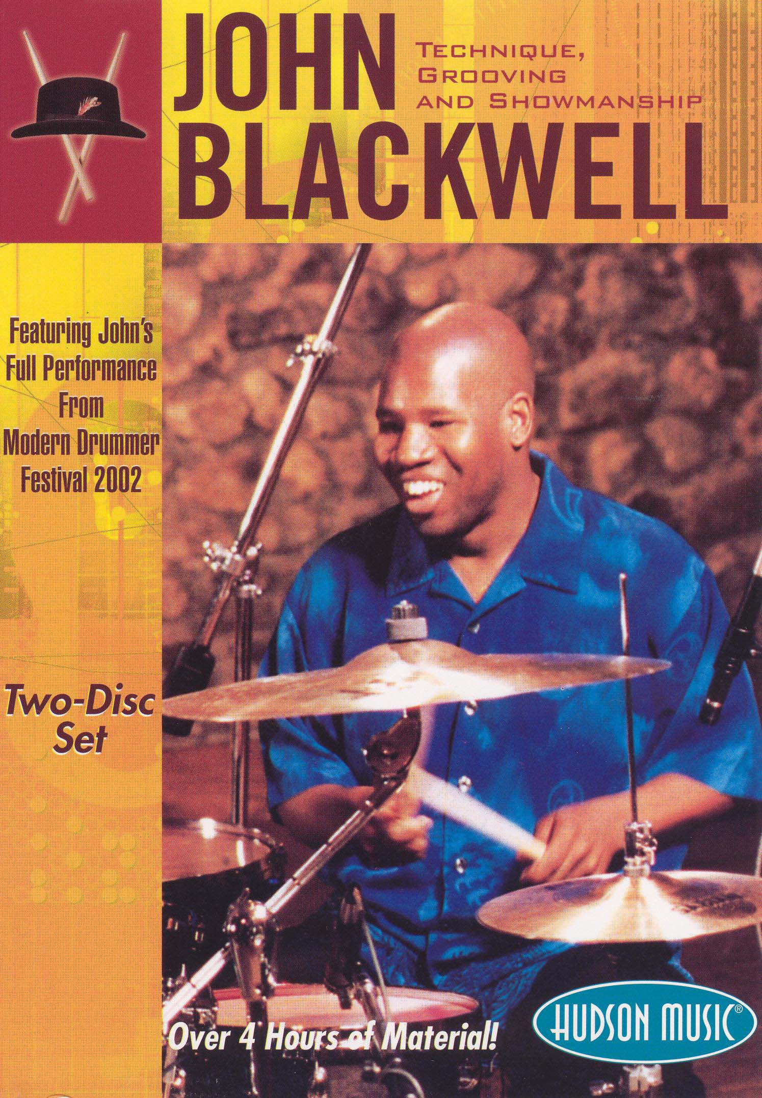 John Blackwell: Technique Grooving and Showmanship