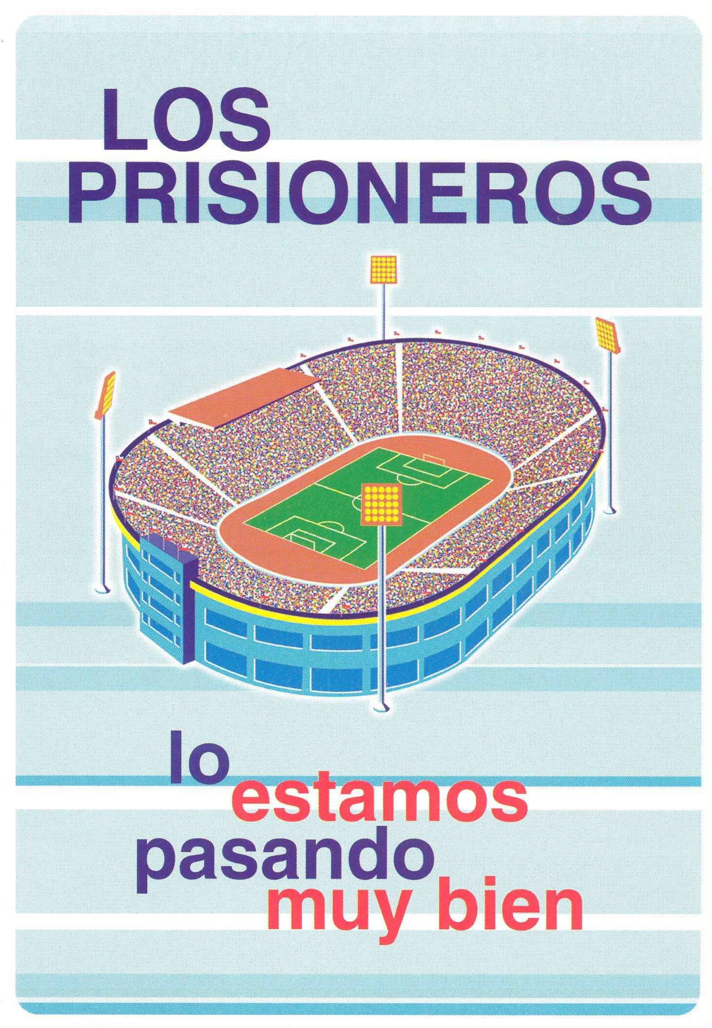 Los Prisioneros: Lo Estamos Pasando Muy Bien