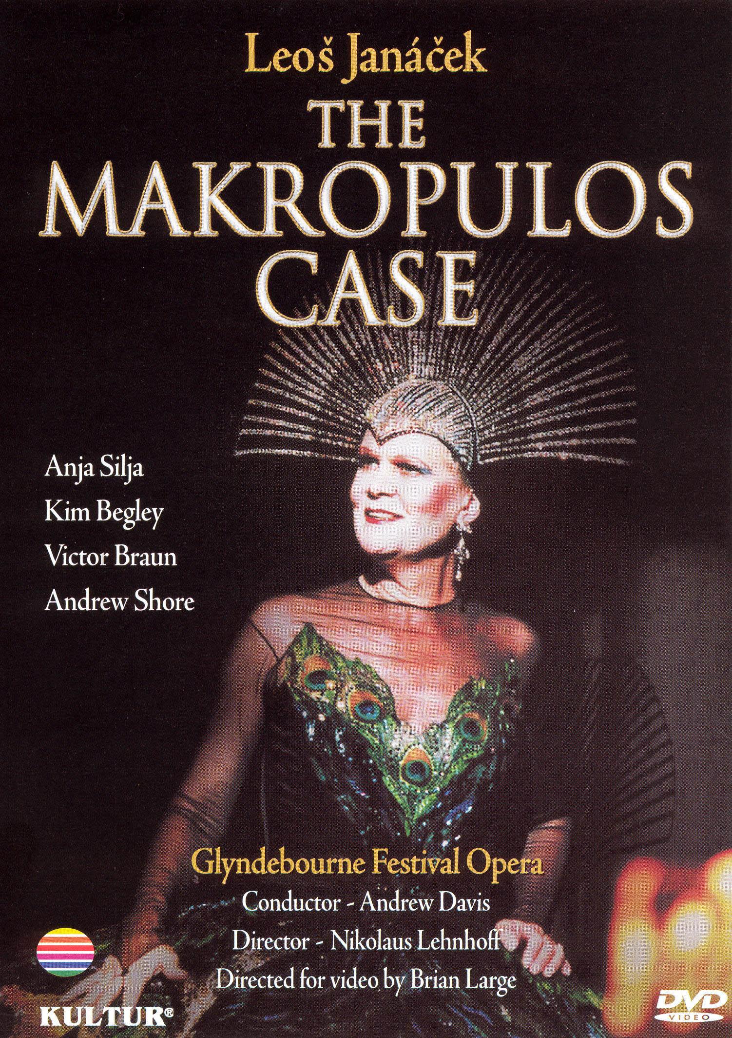 The Makropulos Case (Glyndebourne Festival Opera)