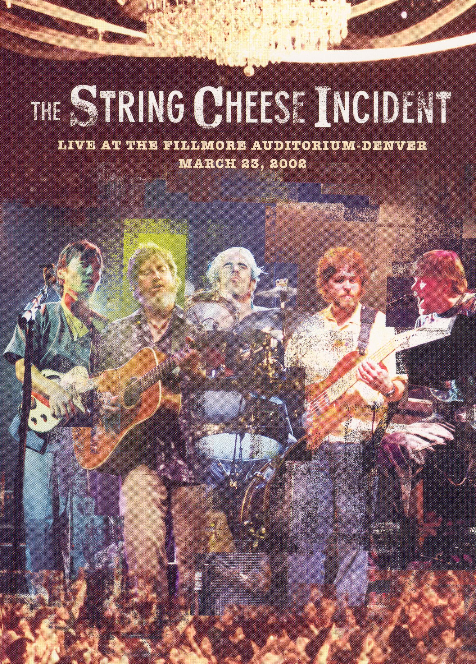 The String Cheese Incident: Live at the Fillmore