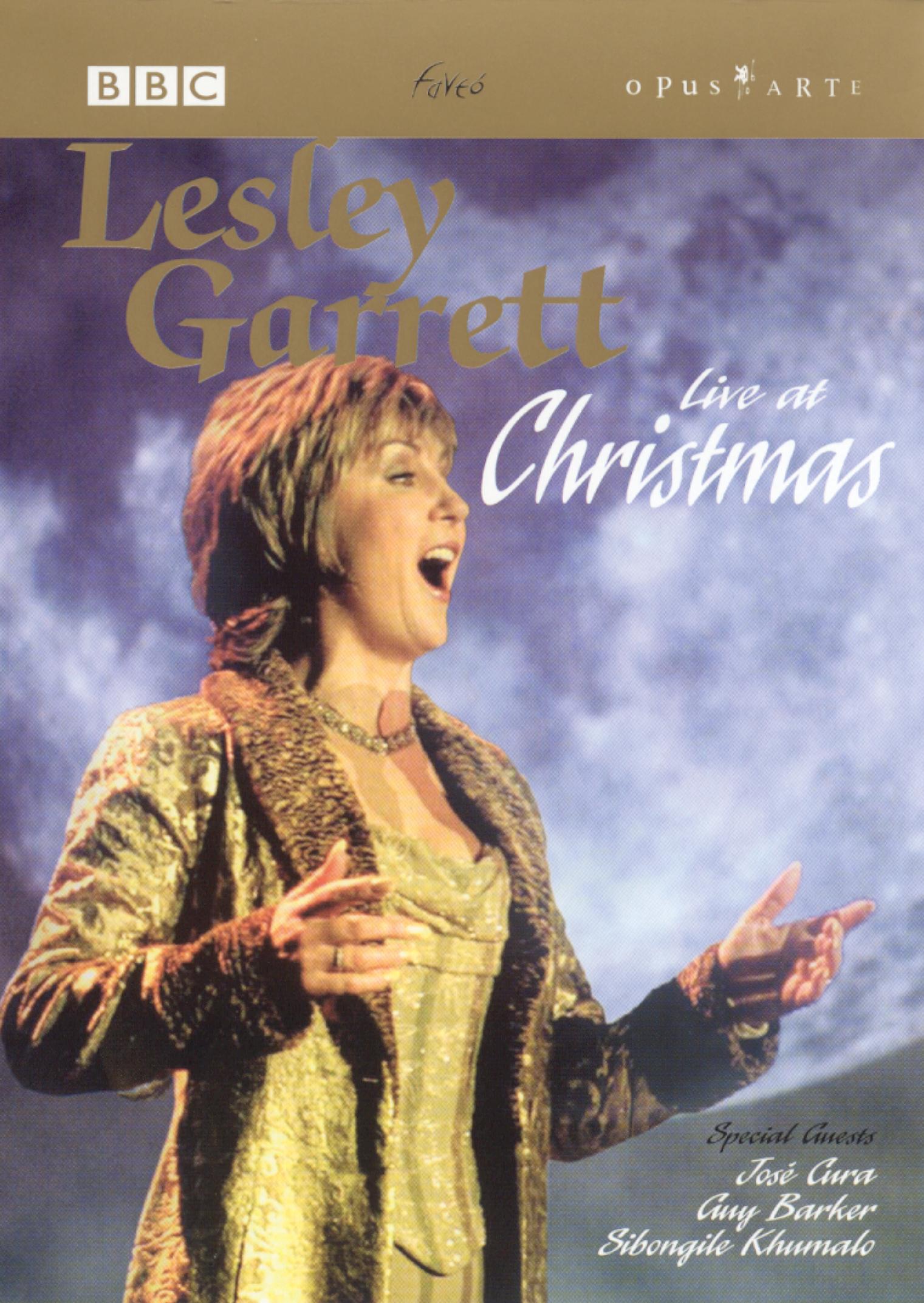 Lesley Garrett: Live at Christmas