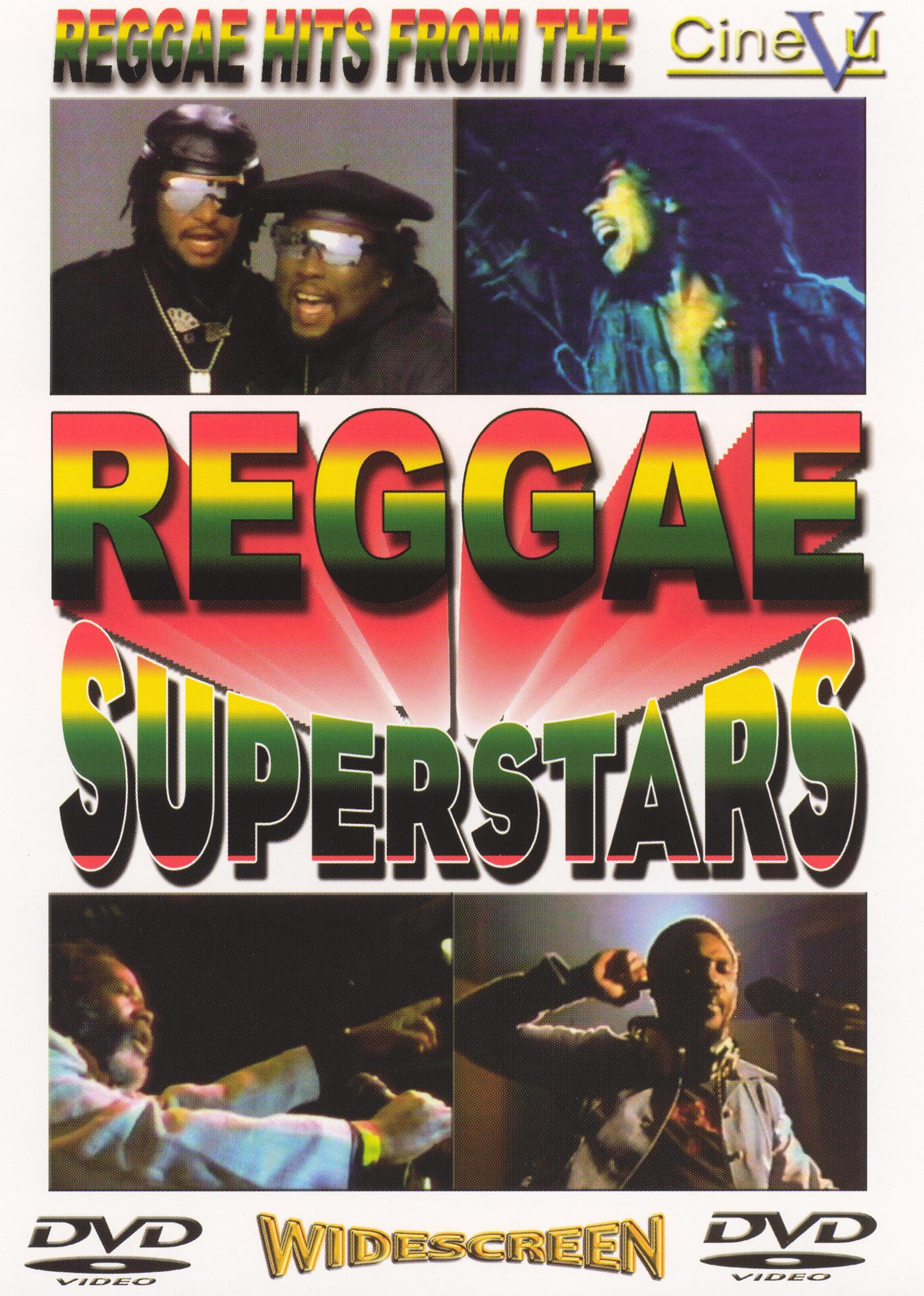 Reggae Superstars in Concert