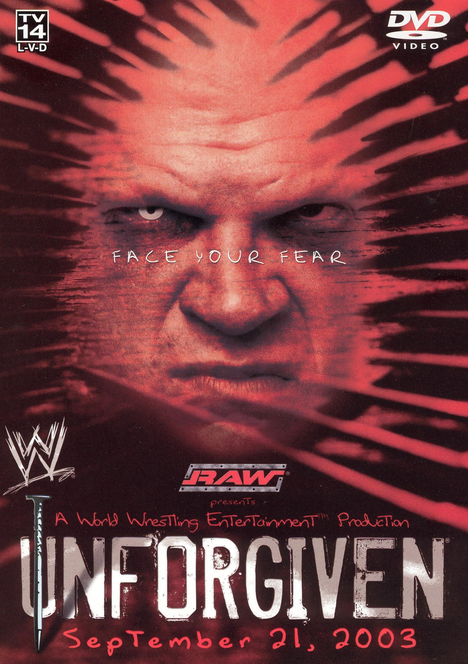 WWE: Unforgiven 2003